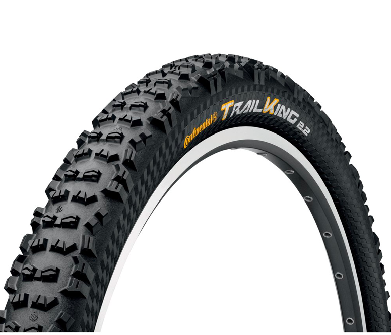 "Plášť CONTINENTAL Trail King 2.2 29"" 55-622 kevlar Tubeless Ready"