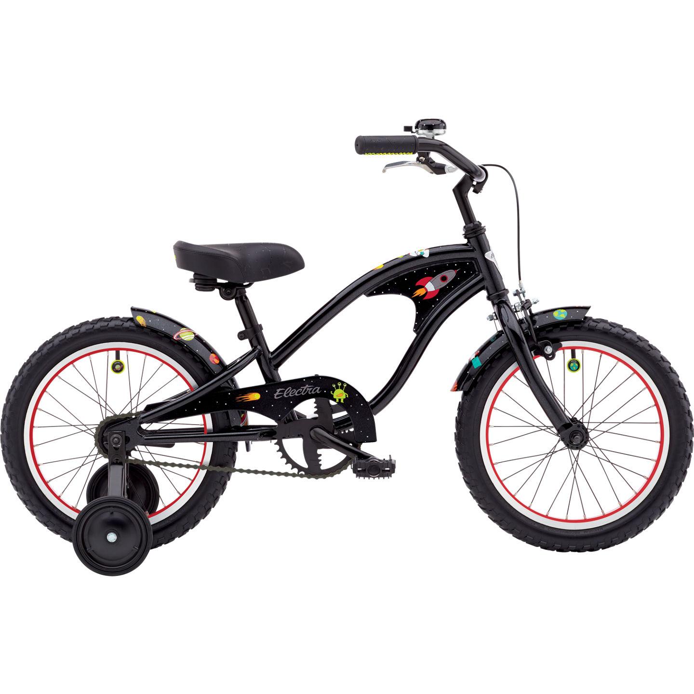 Bicykel ELECTRA Starship 1 Boys' Cosmic Black 2018