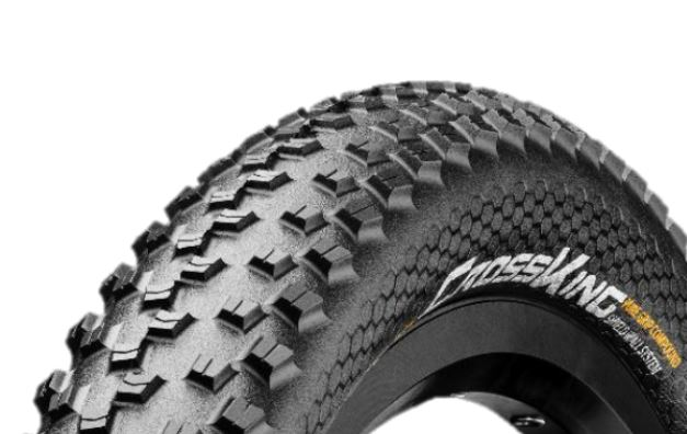 Plášť CONTINENTAL Cross King II 29x2.3 55-622 kevlar Tubeless Ready