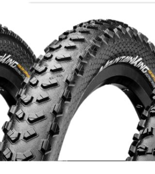 Plášť CONTINENTAL Mountain King III 29x2.3 58-622 kevlar Tubeless Ready