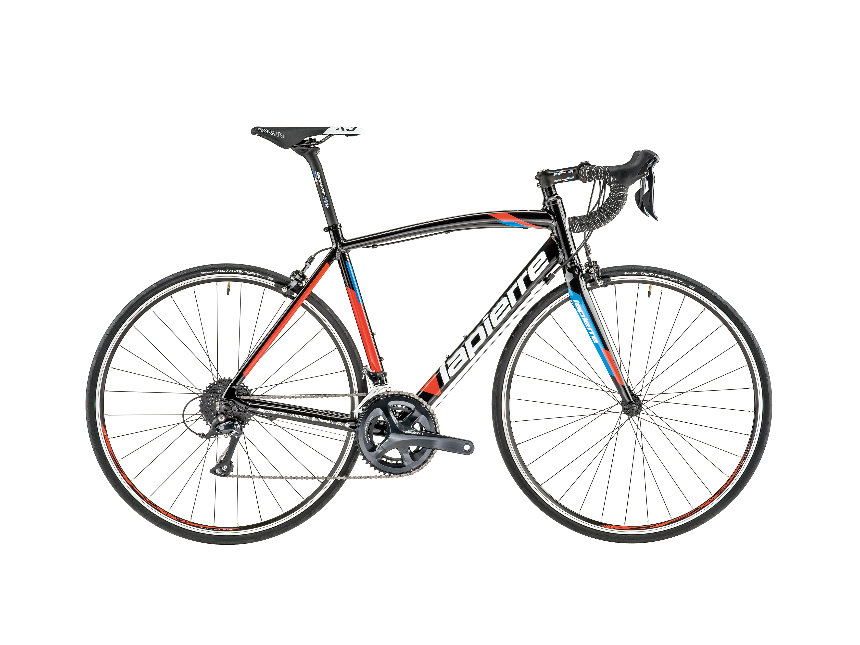 Bicykel LAPIERRE AUDACIO 200 FDJ 2019