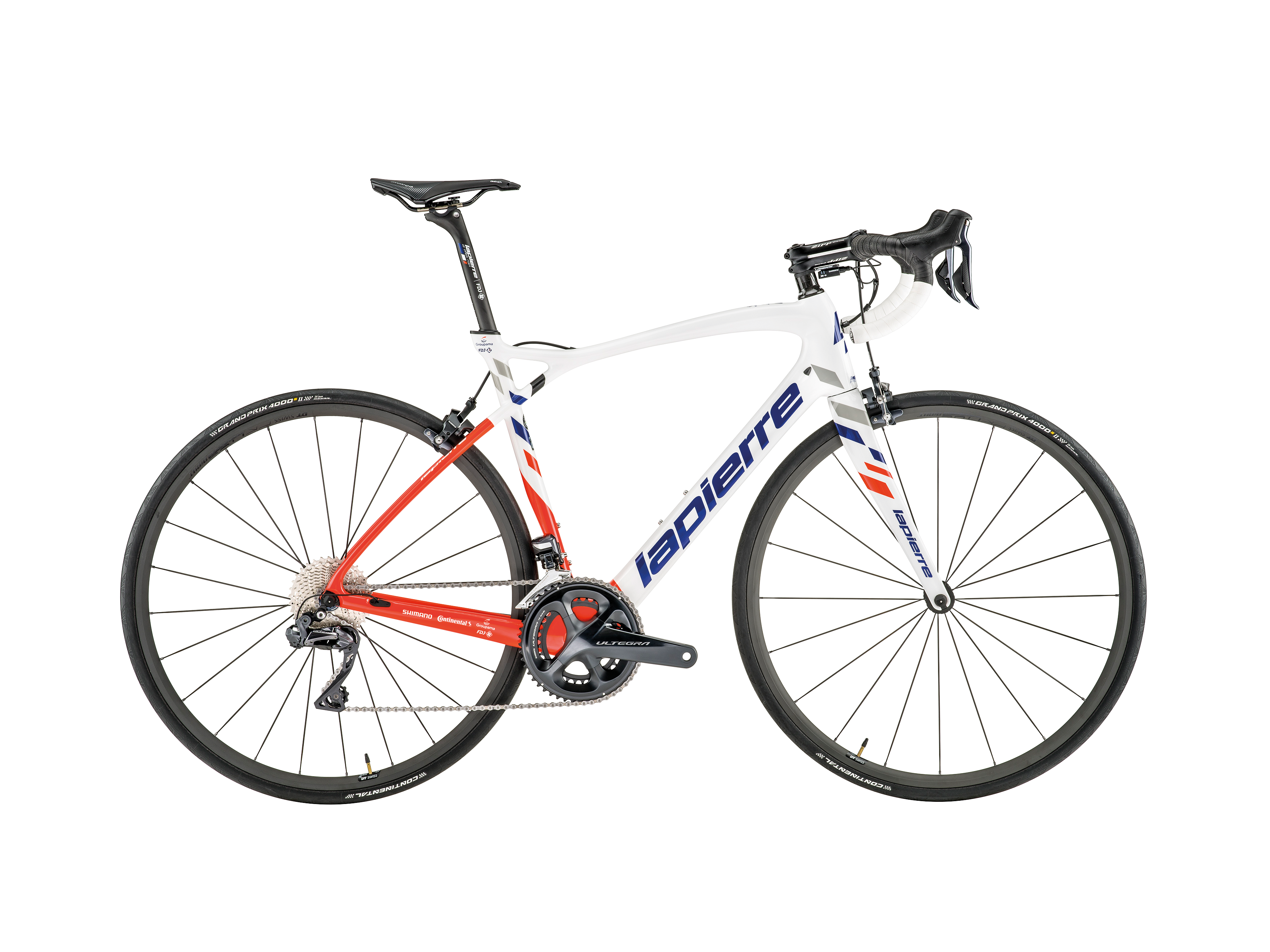 Bicykel LAPIERRE PULSIUM SL 700 FDJ 2019