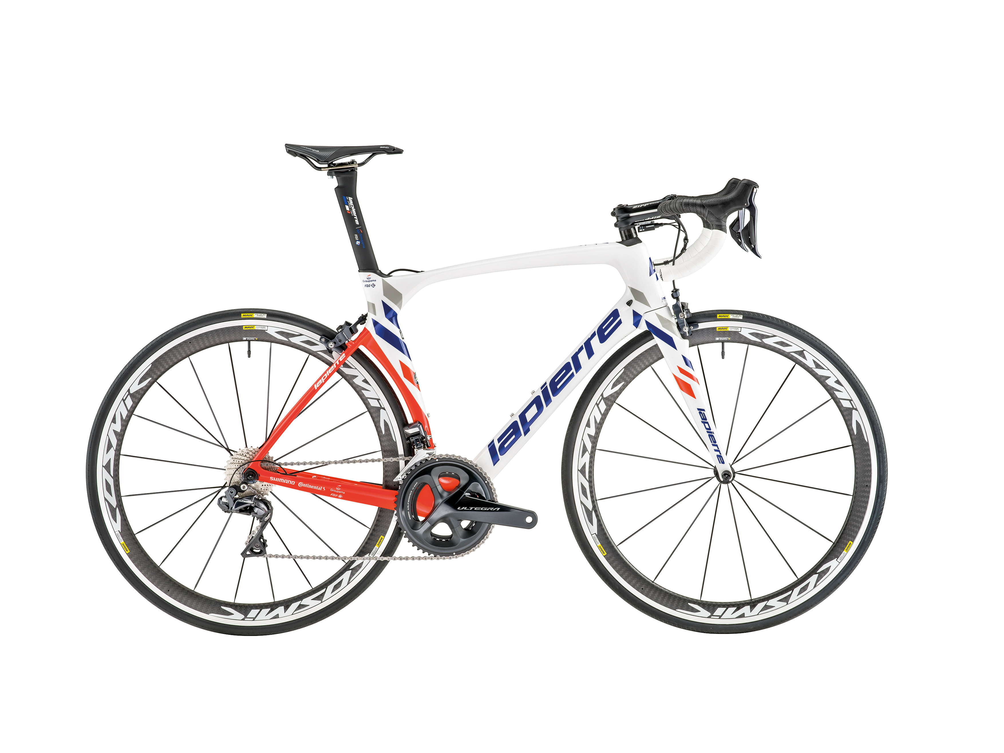 Bicykel LAPIERRE AIRCODE SL 700 FDJ 2019