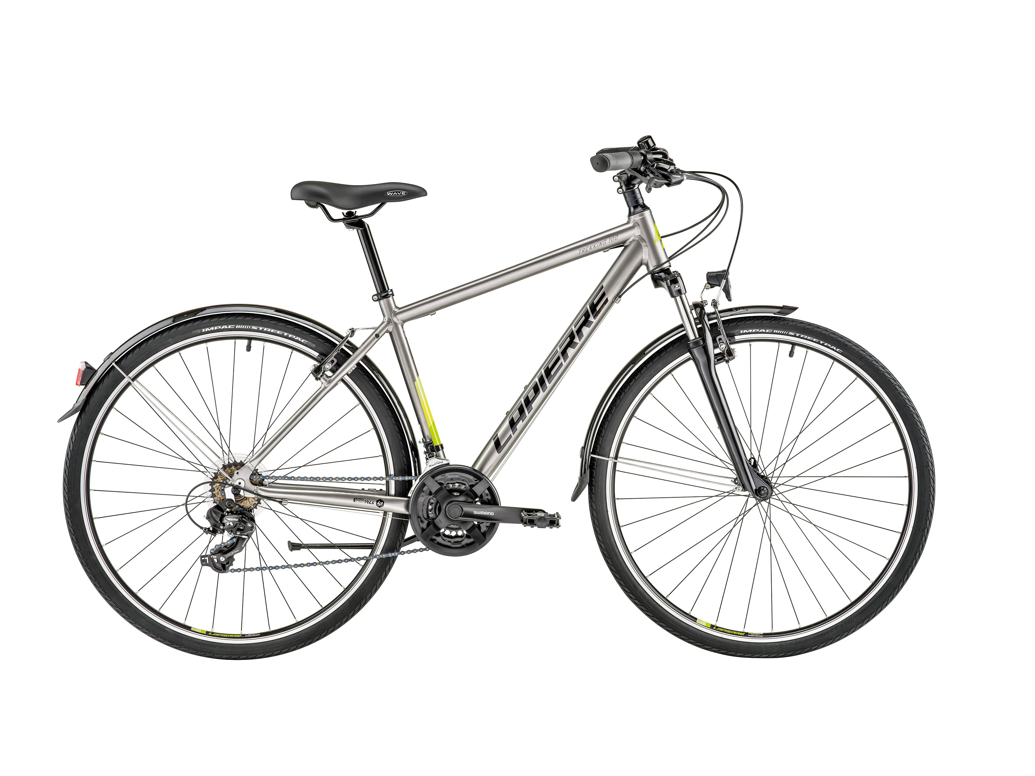 Bicykel LAPIERRE TREKKING 100 2019