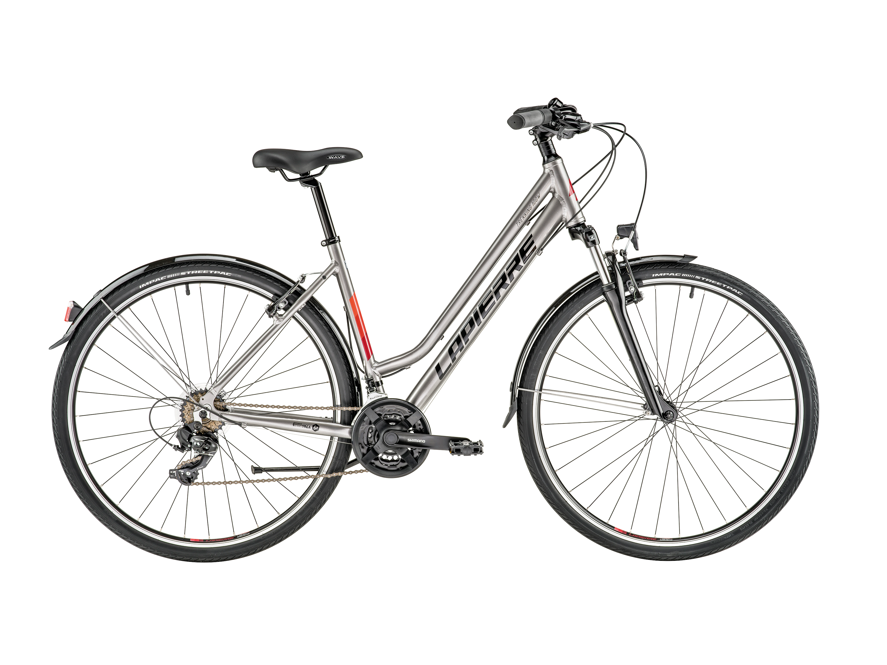 Bicykel LAPIERRE TREKKING 100 W 2019
