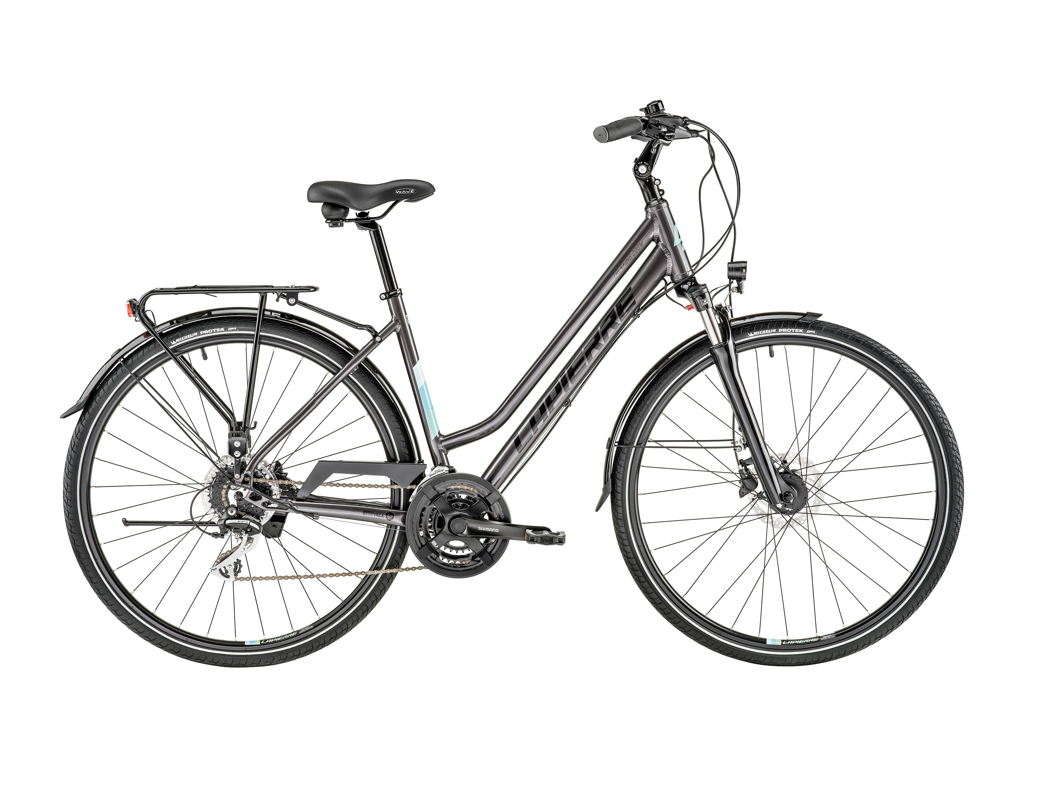 Bicykel LAPIERRE TREKKING 200 W 2019