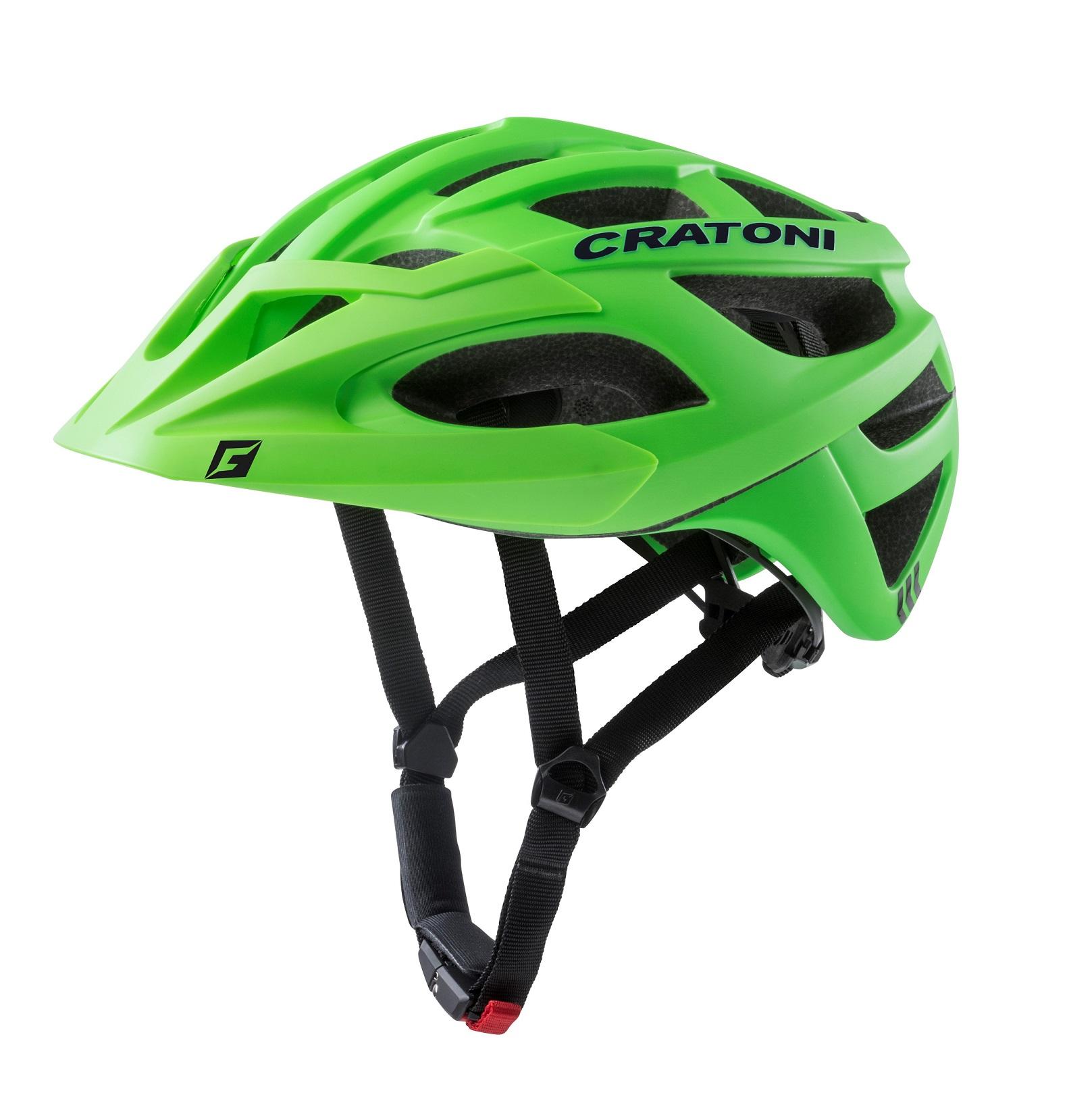 Prilba CRATONI C-ACE | green matt