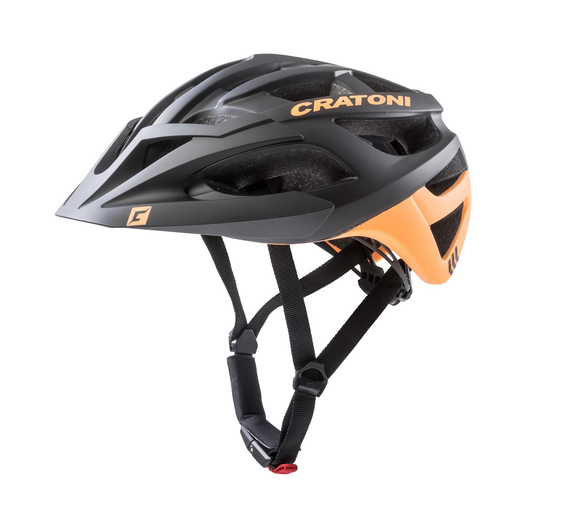 Prilba CRATONI C-ACE | orange matt