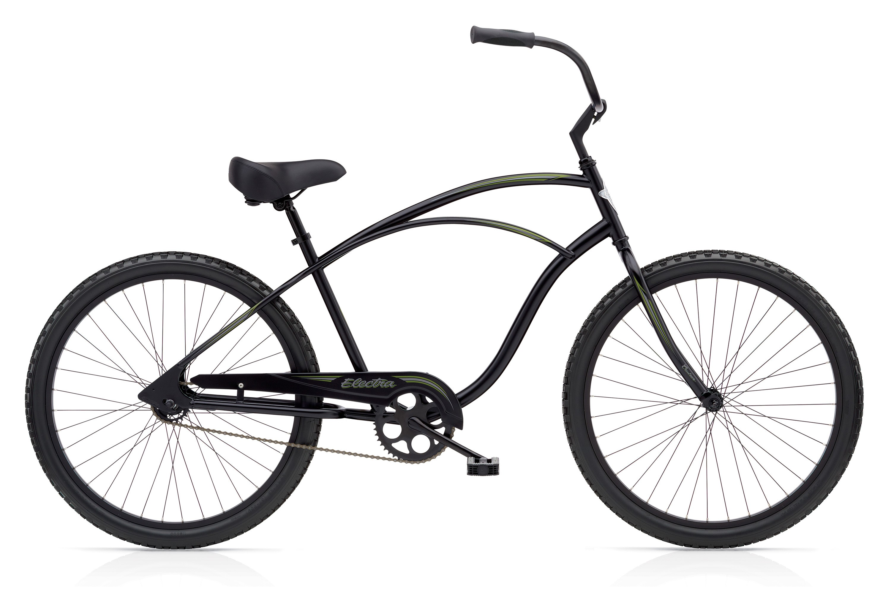 Bicykel ELECTRA Cruiser 1 Men's Black 2018