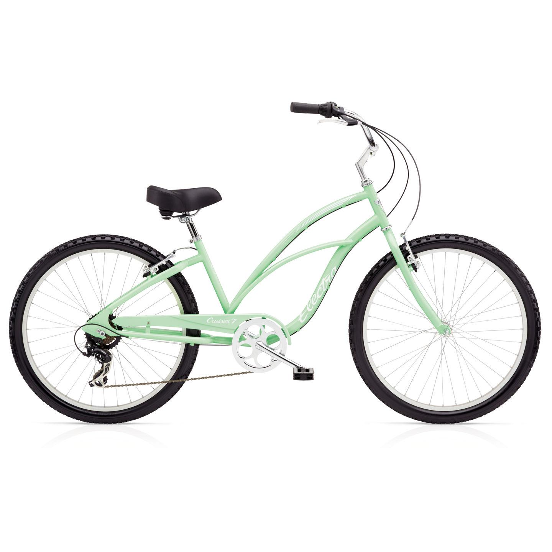 """Bicykel ELECTRA Cruiser 7D Ladies' Seafoam 24"""" 2017"""