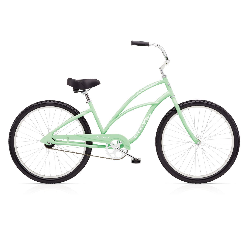Bicykel ELECTRA Cruiser 1 Ladies' Seafoam 2017