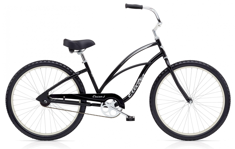 Bicykel ELECTRA Cruiser 1 Ladies' Black 2017