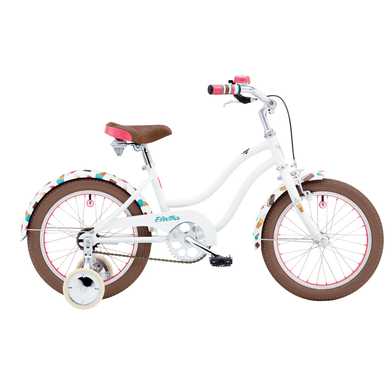 Bicykel ELECTRA Soft Serve 1 Girls' White 2018