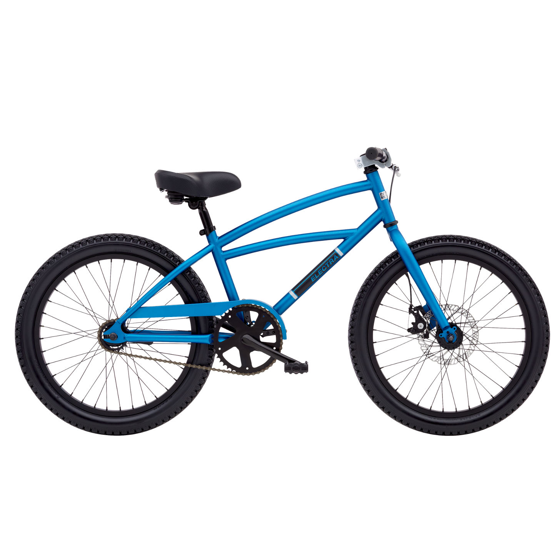 Bicykel ELECTRA Moto 1 Boys' Blue 2017
