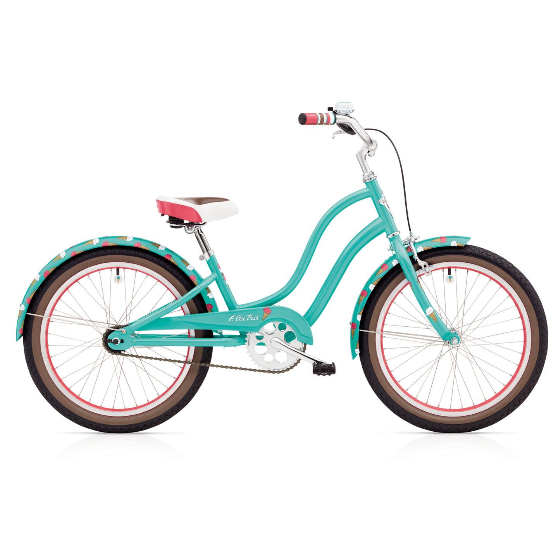 Bicykel ELECTRA Sweet Ride 1 Girls' Teal 2017