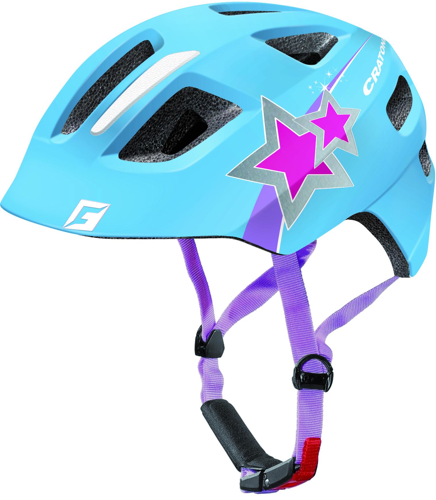 Prilba CRATONI MAXSTER | blue star glossy