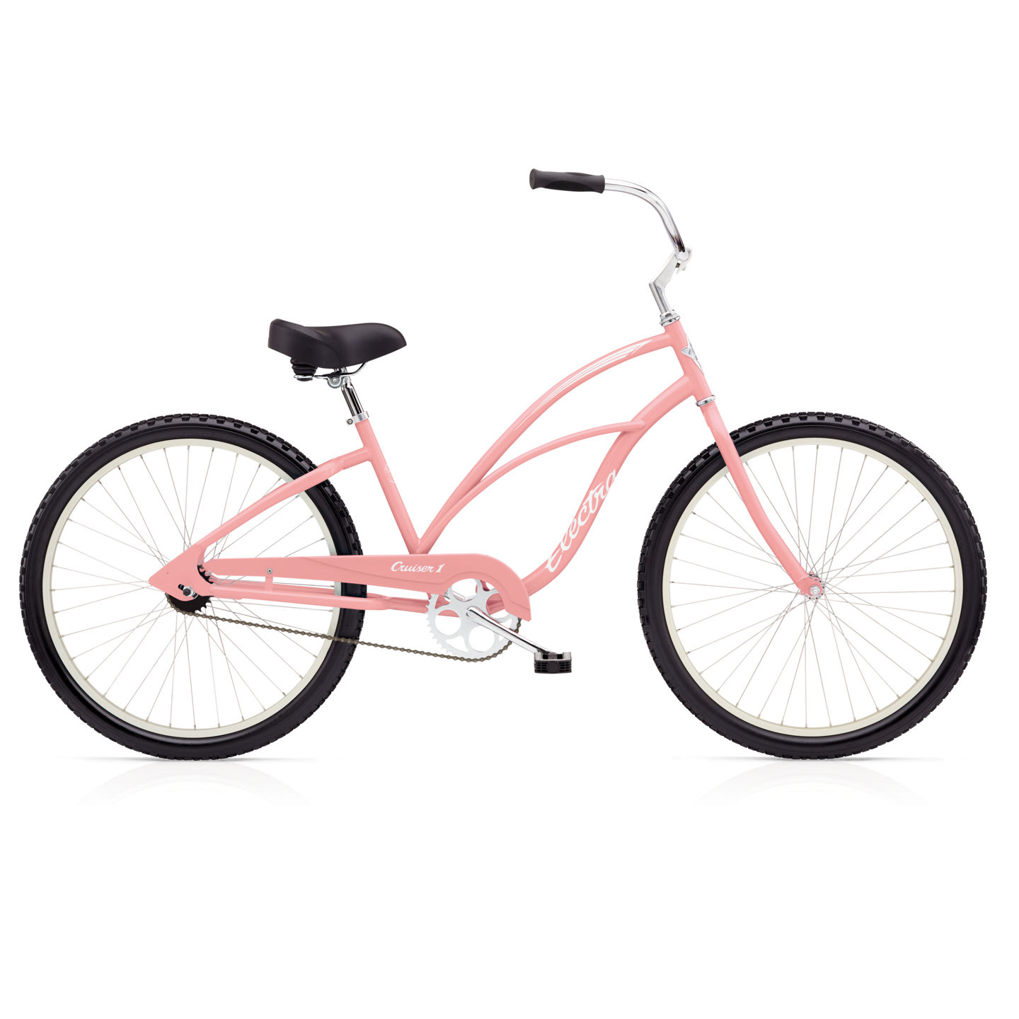 "Bicykel ELECTRA Cruiser 1 Ladies' Pink 24"" 2017"