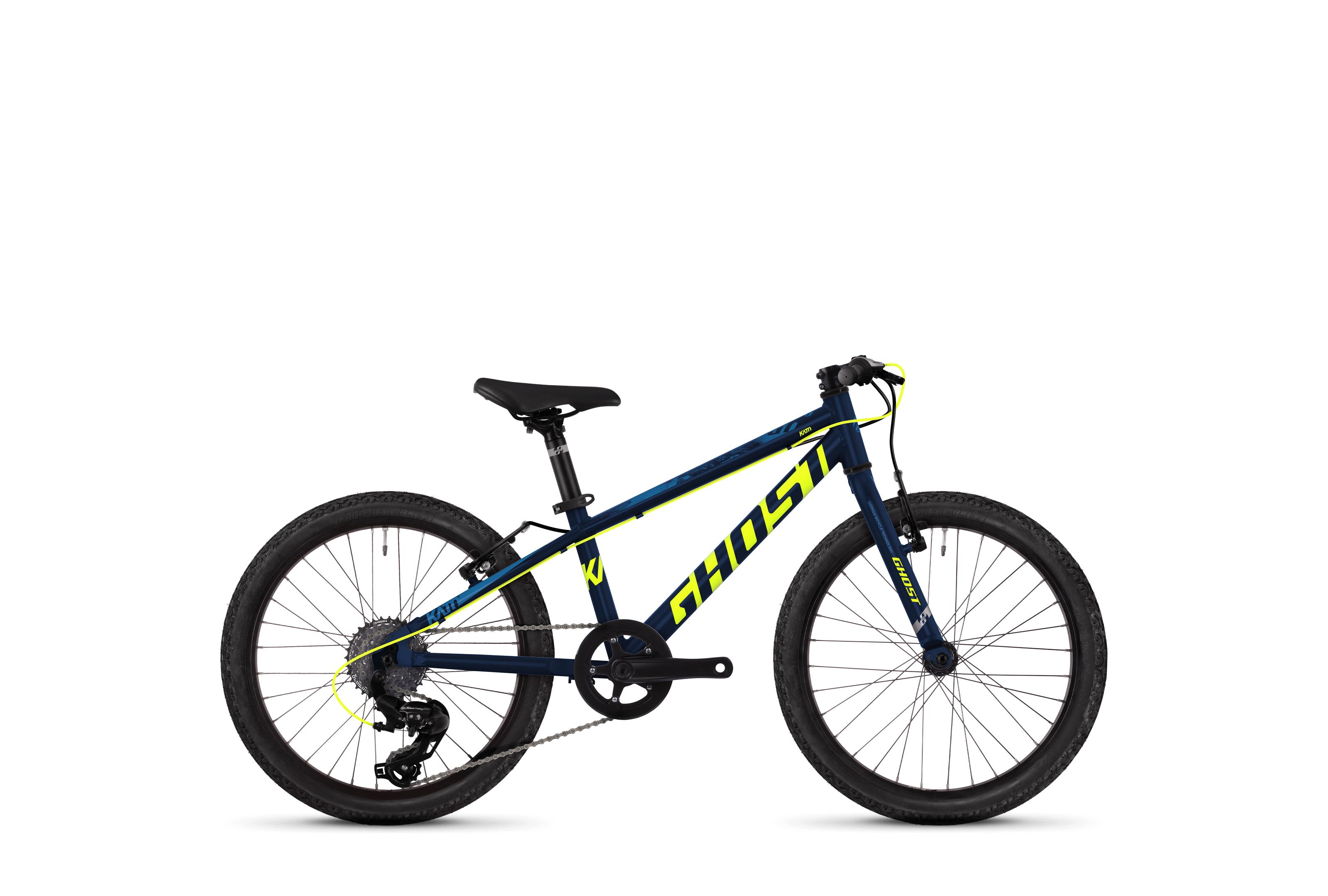 Bicykel Ghost Kato Kid R1.0 blue / yellow