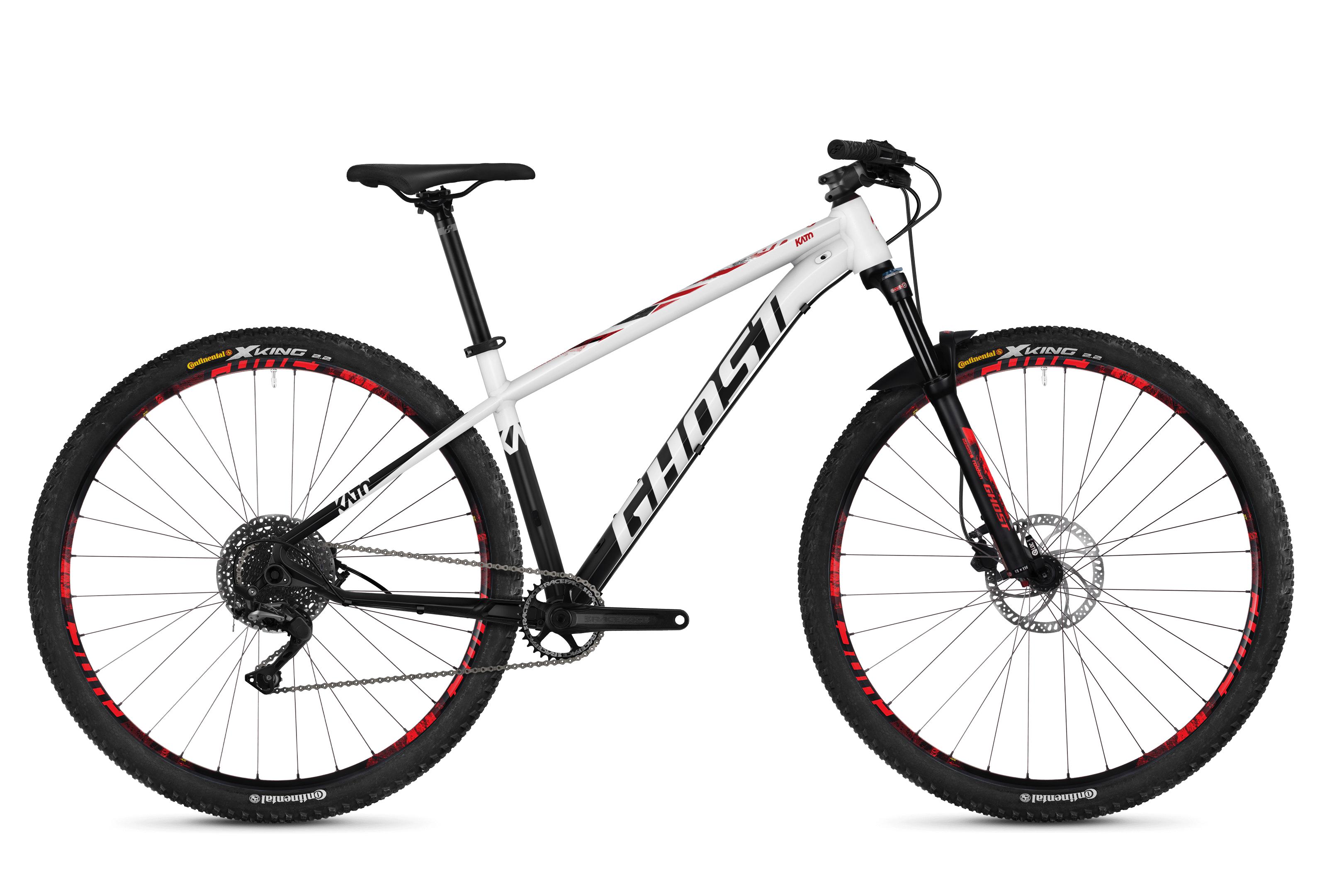 Bicykel Ghost Kato X 4.9