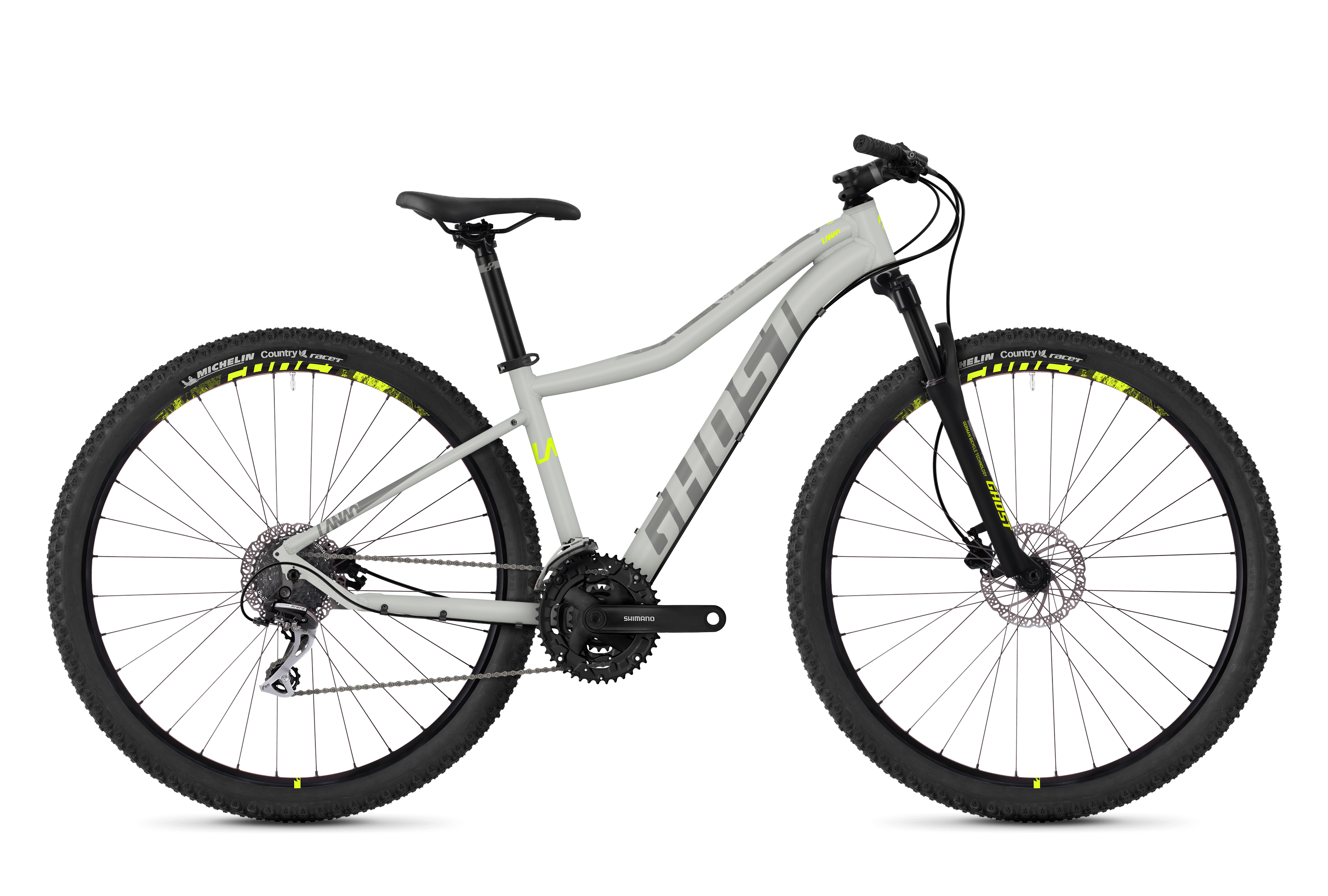 Bicykel Ghost Lanao 2.9 grey / grey