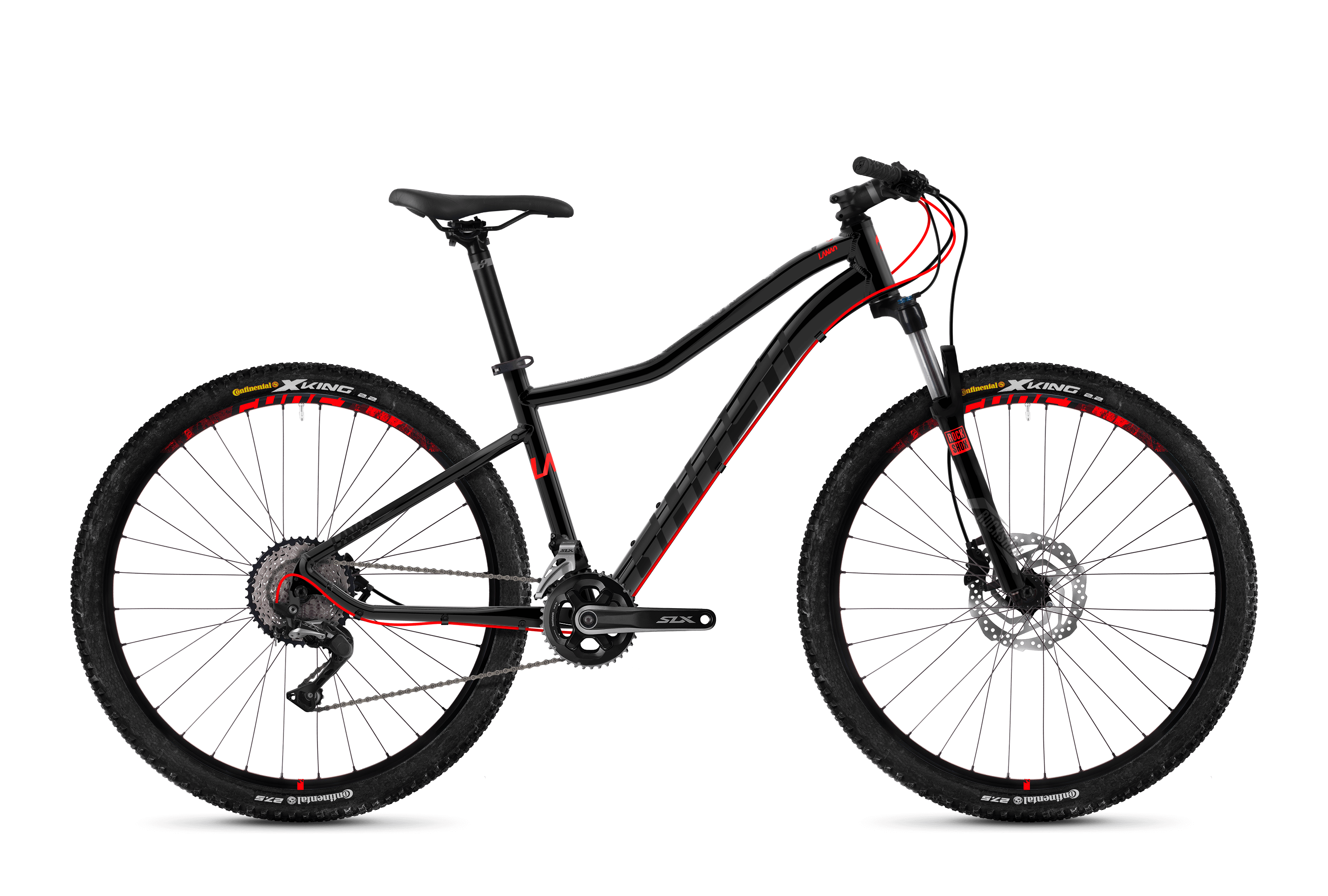 Bicykel Ghost Lanao 7.7