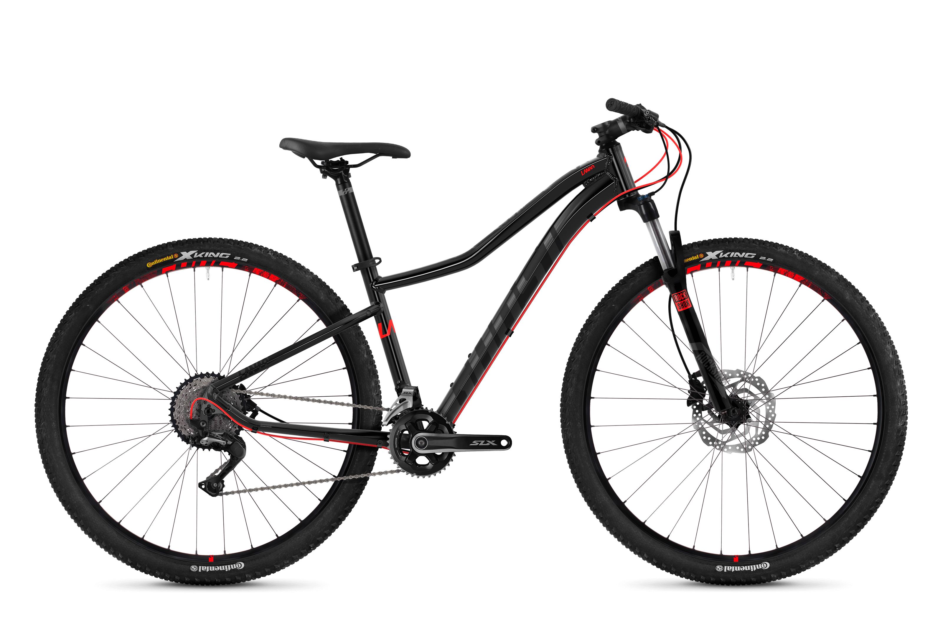 Bicykel Ghost Lanao 7.9