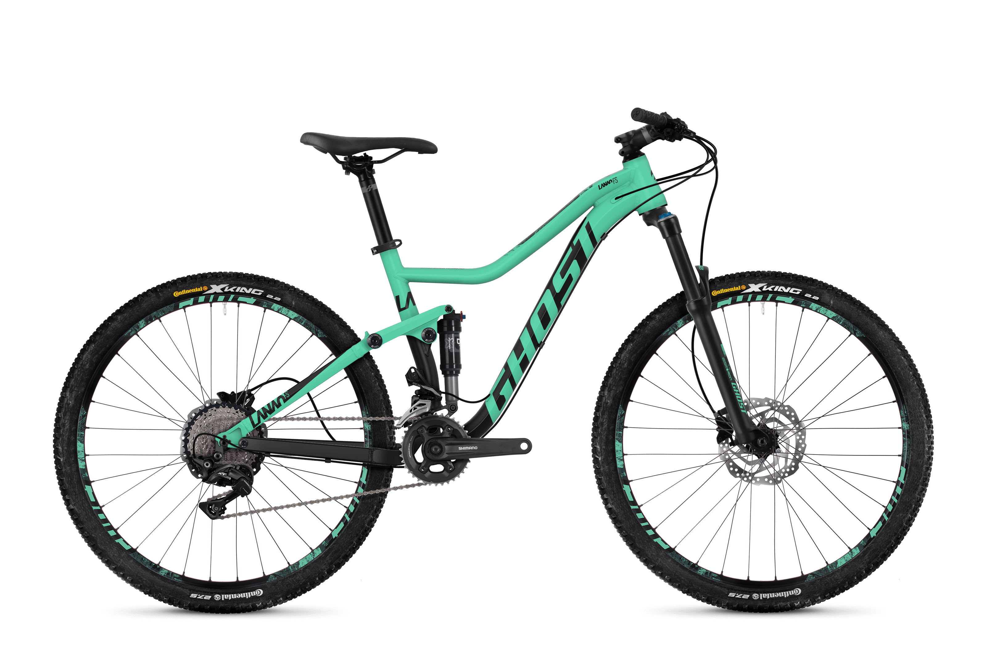 Bicykel Ghost Lanao FS 3.7