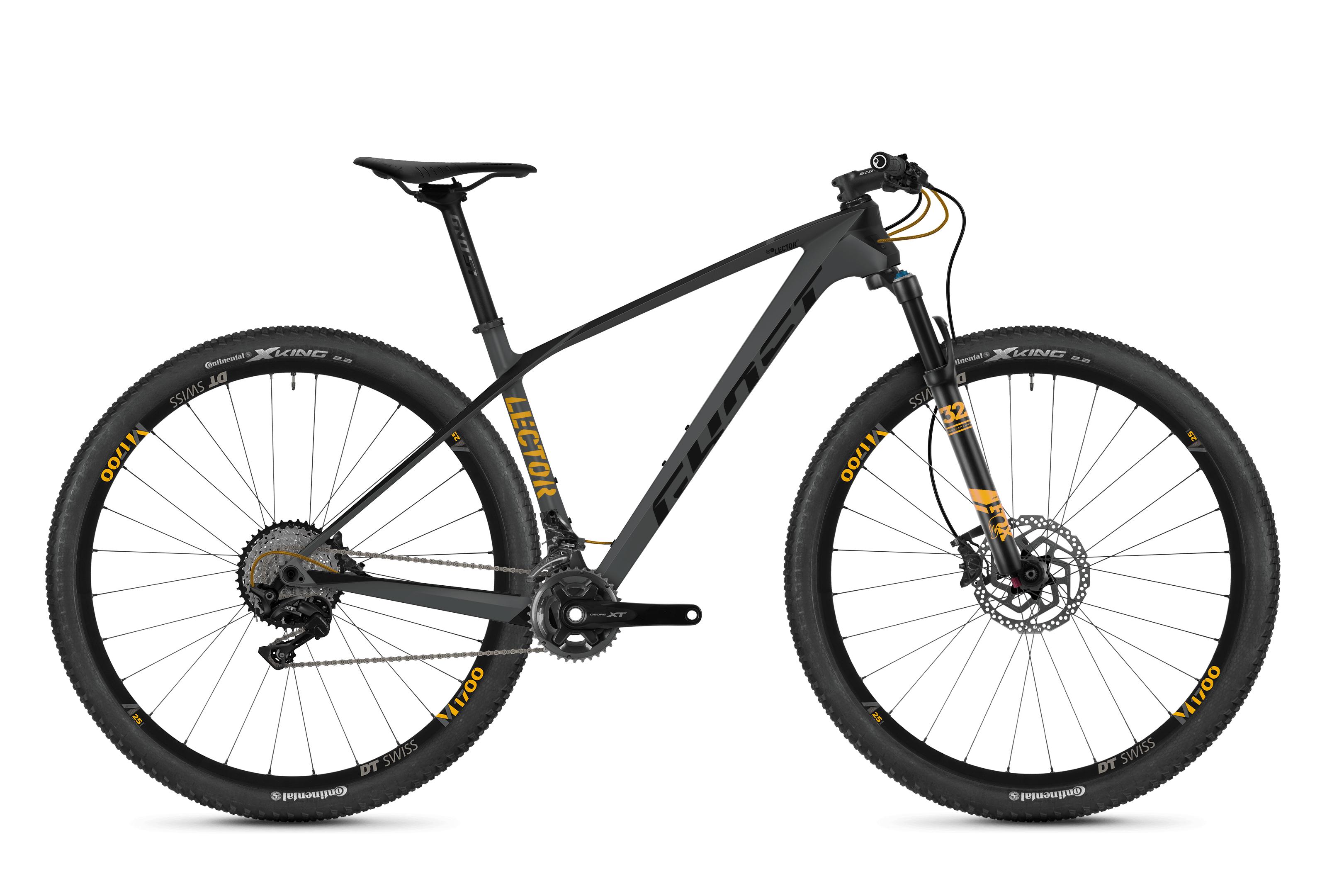Bicykel Ghost Lector 6.9 LC grey / black