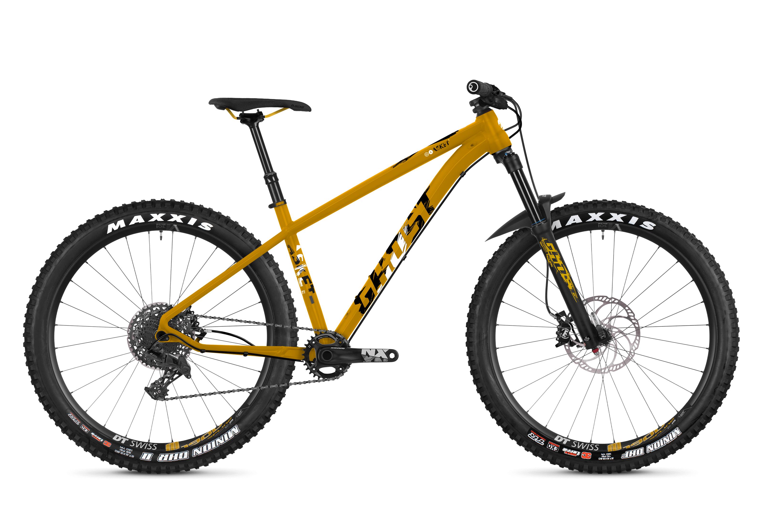Bicykel Ghost Asket 4.7
