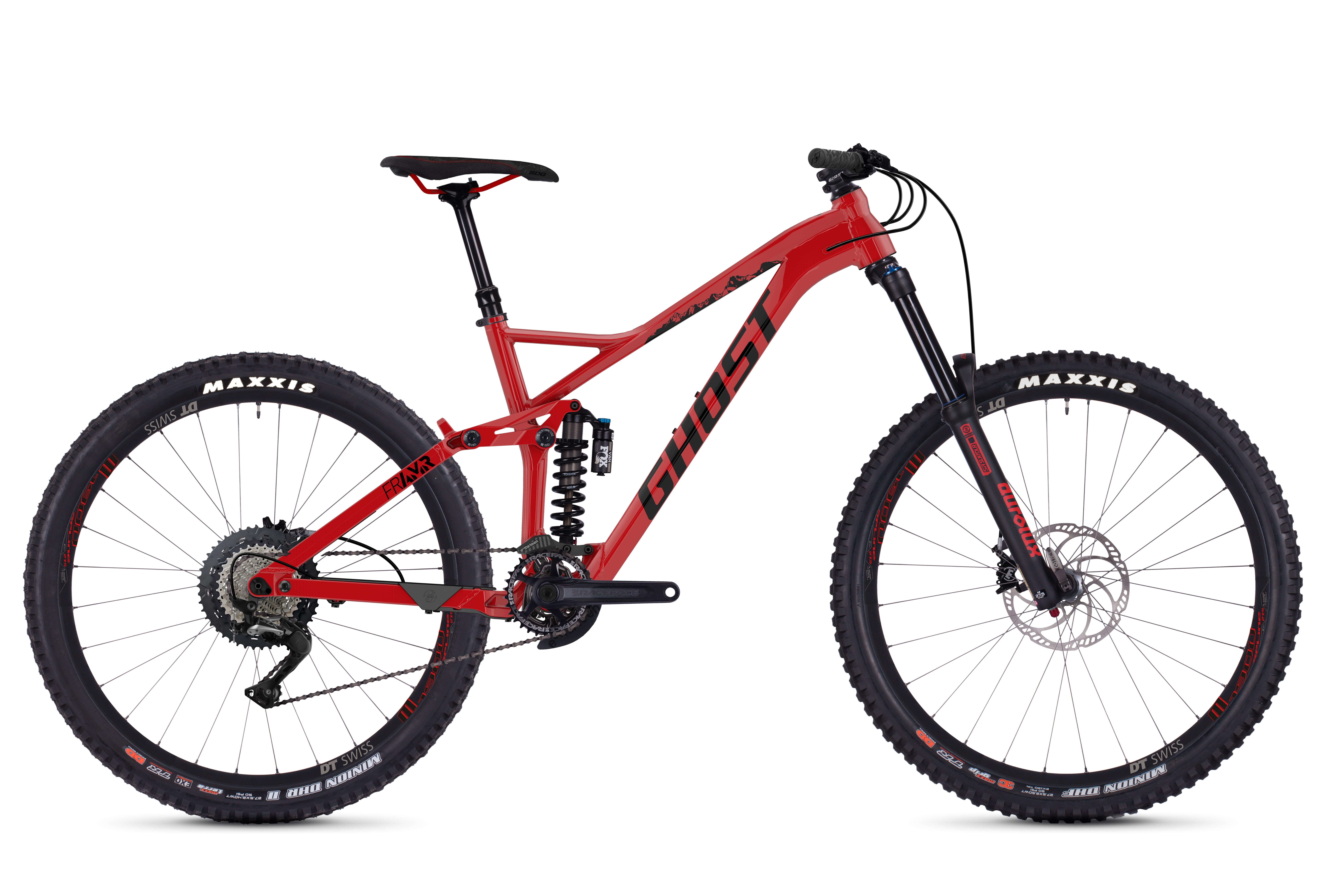 Bicykel Ghost Framr 4.7