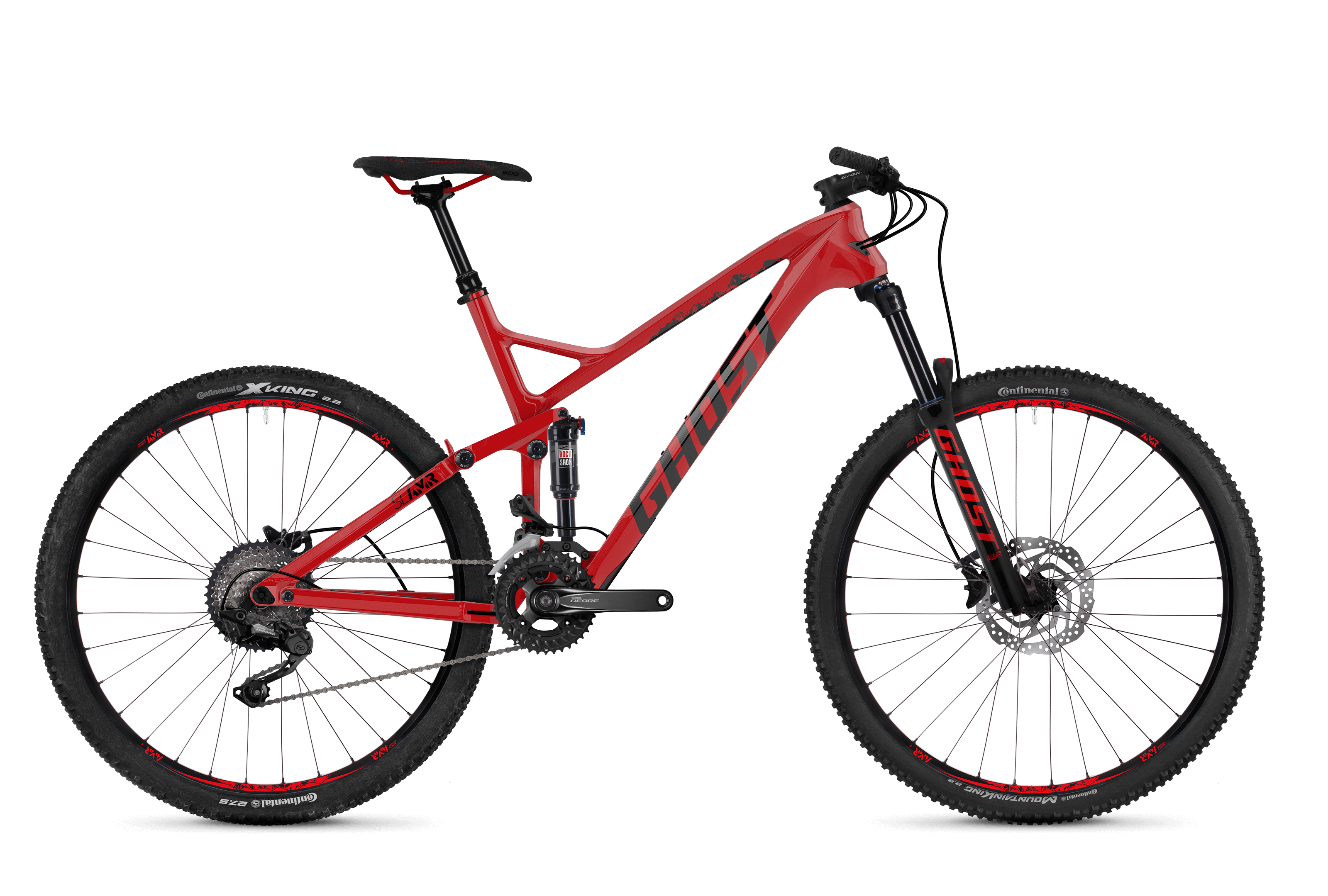 Bicykel Ghost Slamr 3.7 LC