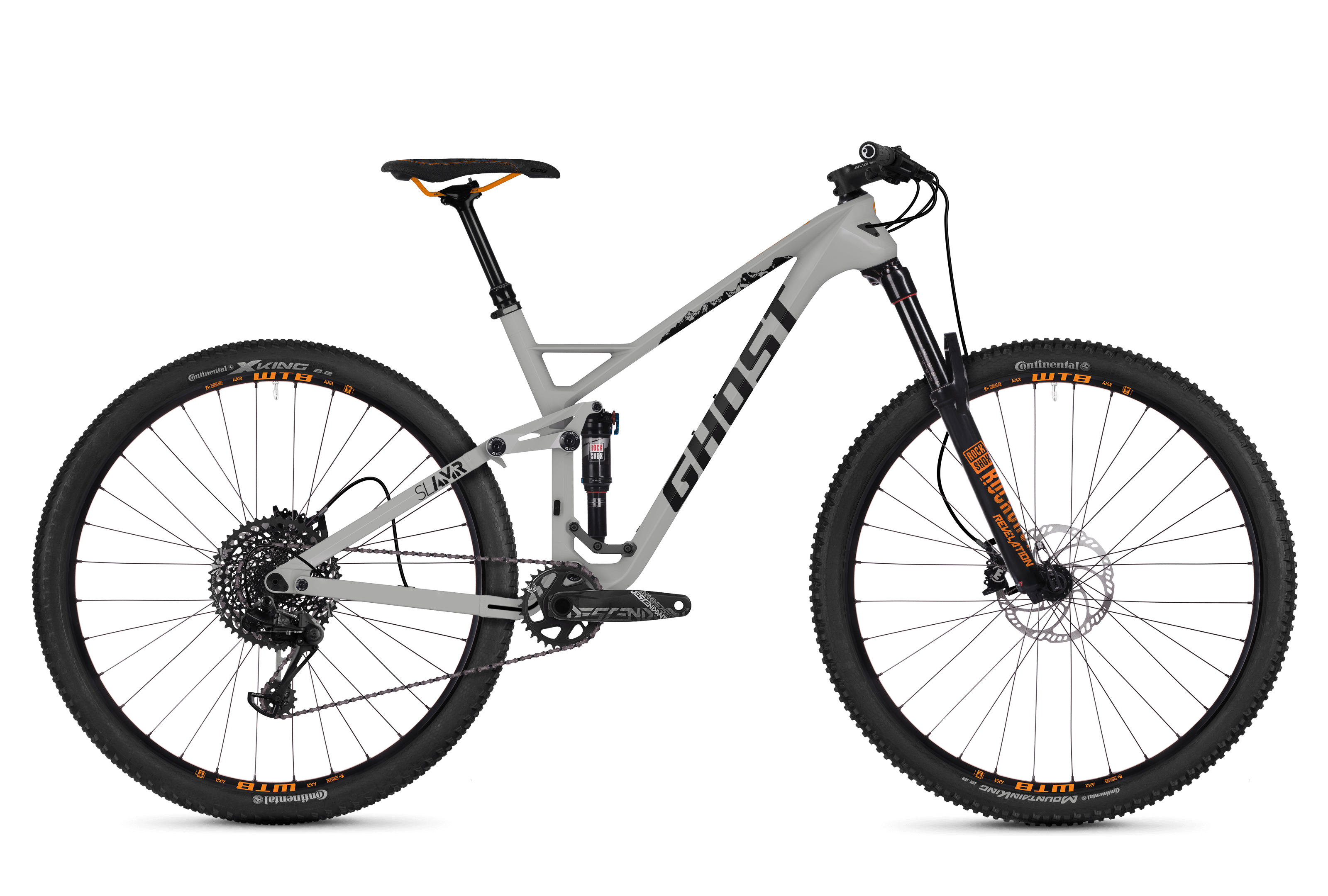 Bicykel Ghost Slamr 6.9 LC