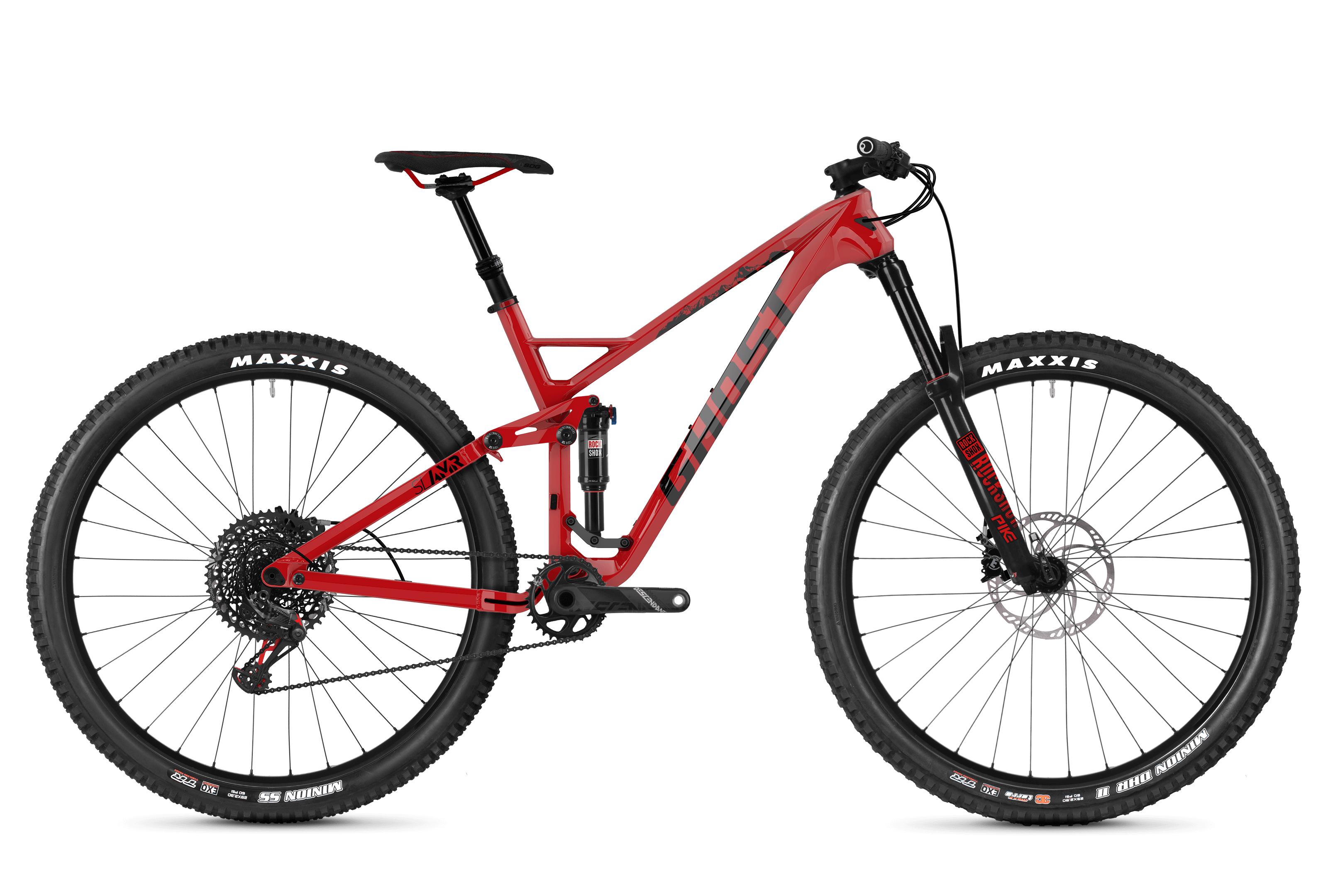 Bicykel Ghost Slamr 9.9 LC