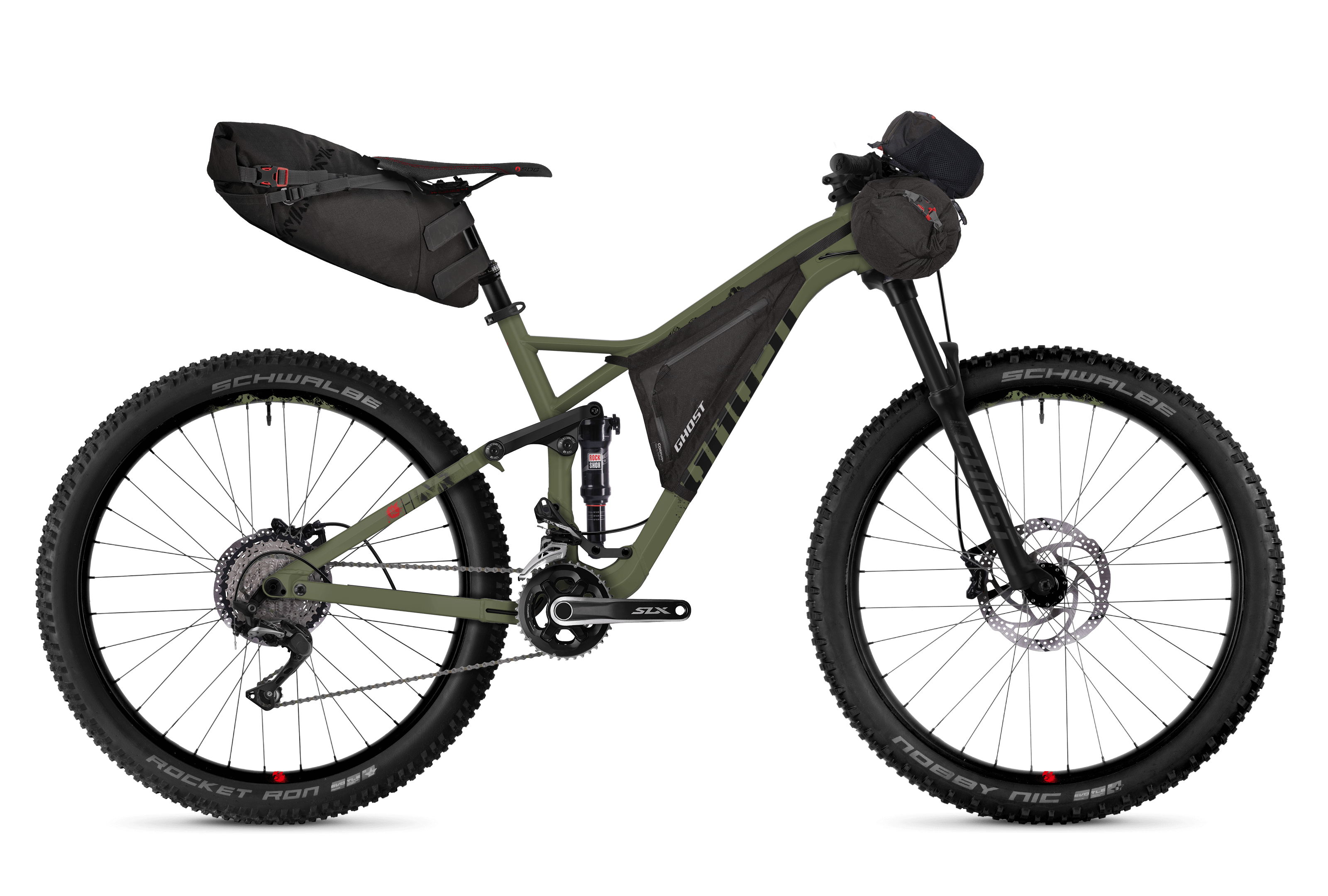 Bicykel Ghost Hamr 6.7+