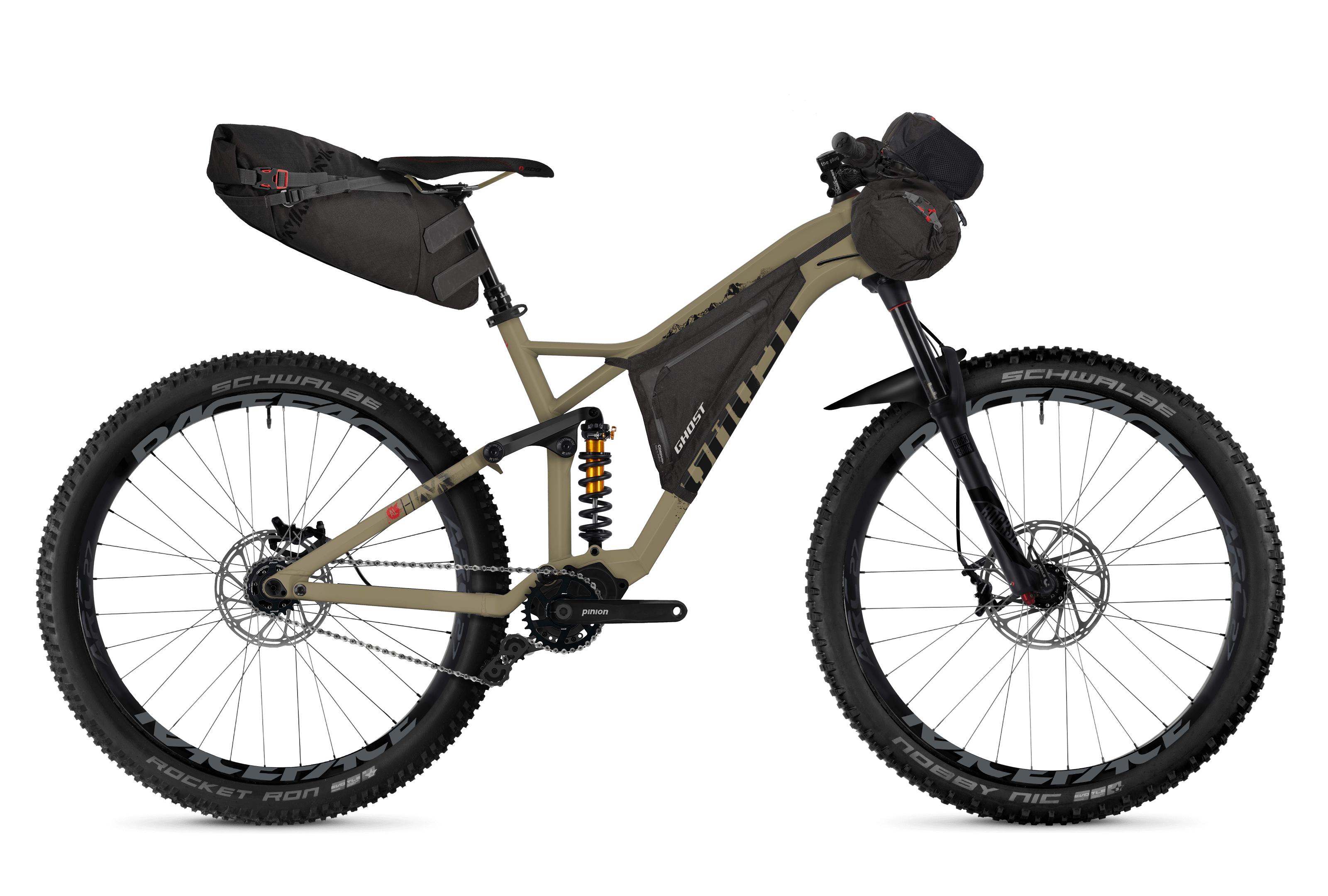 Bicykel Ghost Hamr X 9.7+