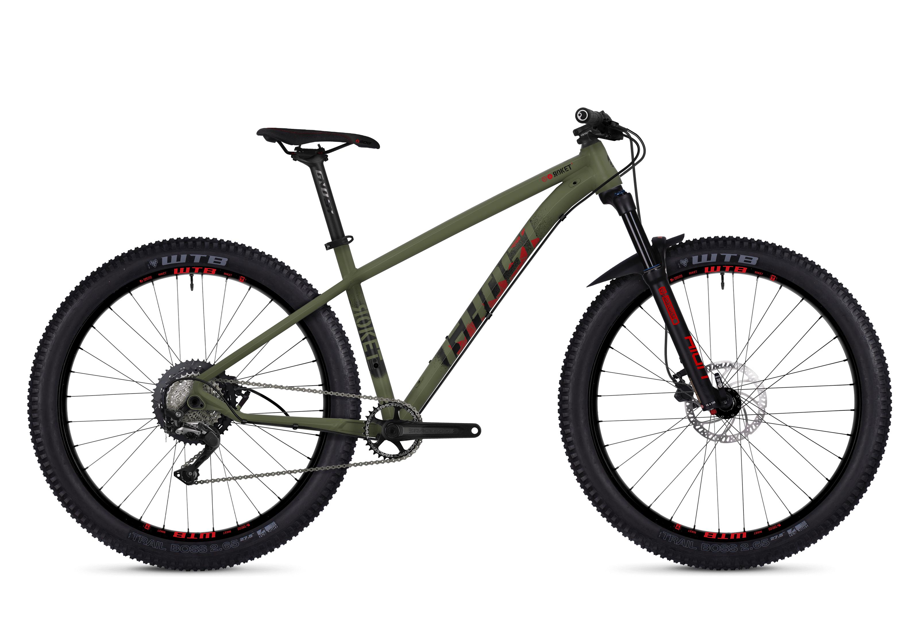 Bicykel Ghost Roket 5.7+