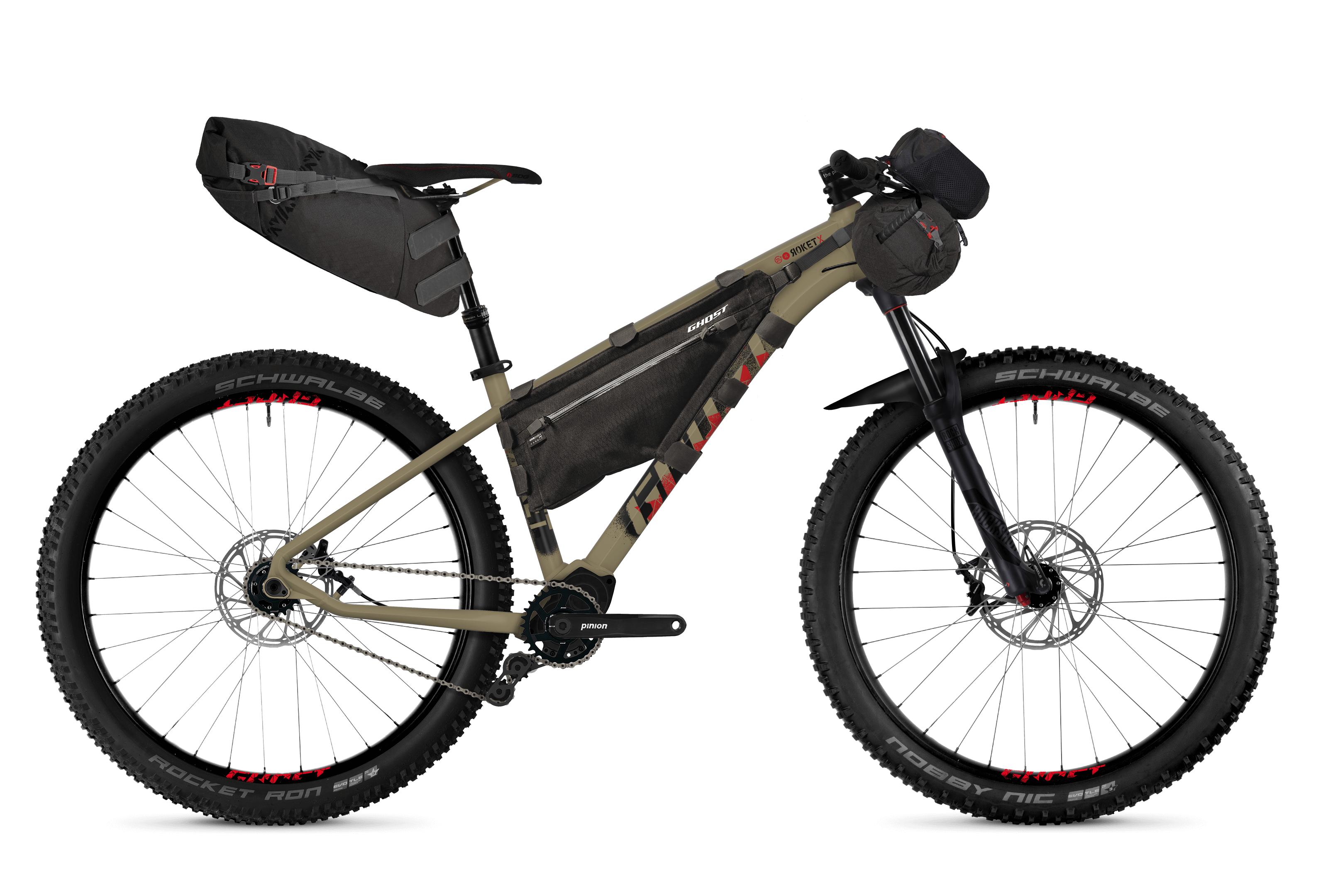 Bicykel Ghost Roket X 8.7+