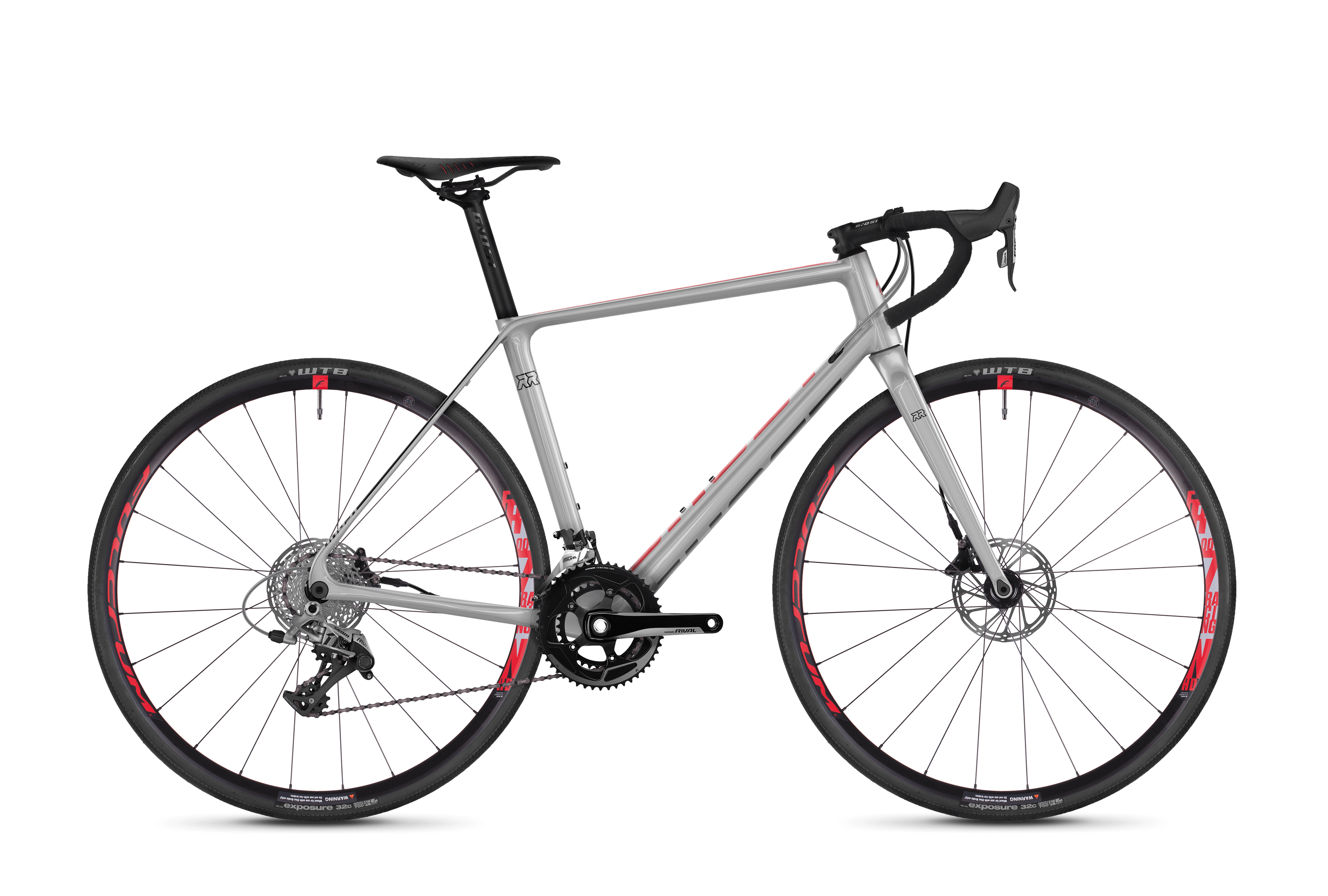 Bicykel Ghost Road Rage 4.8 LC