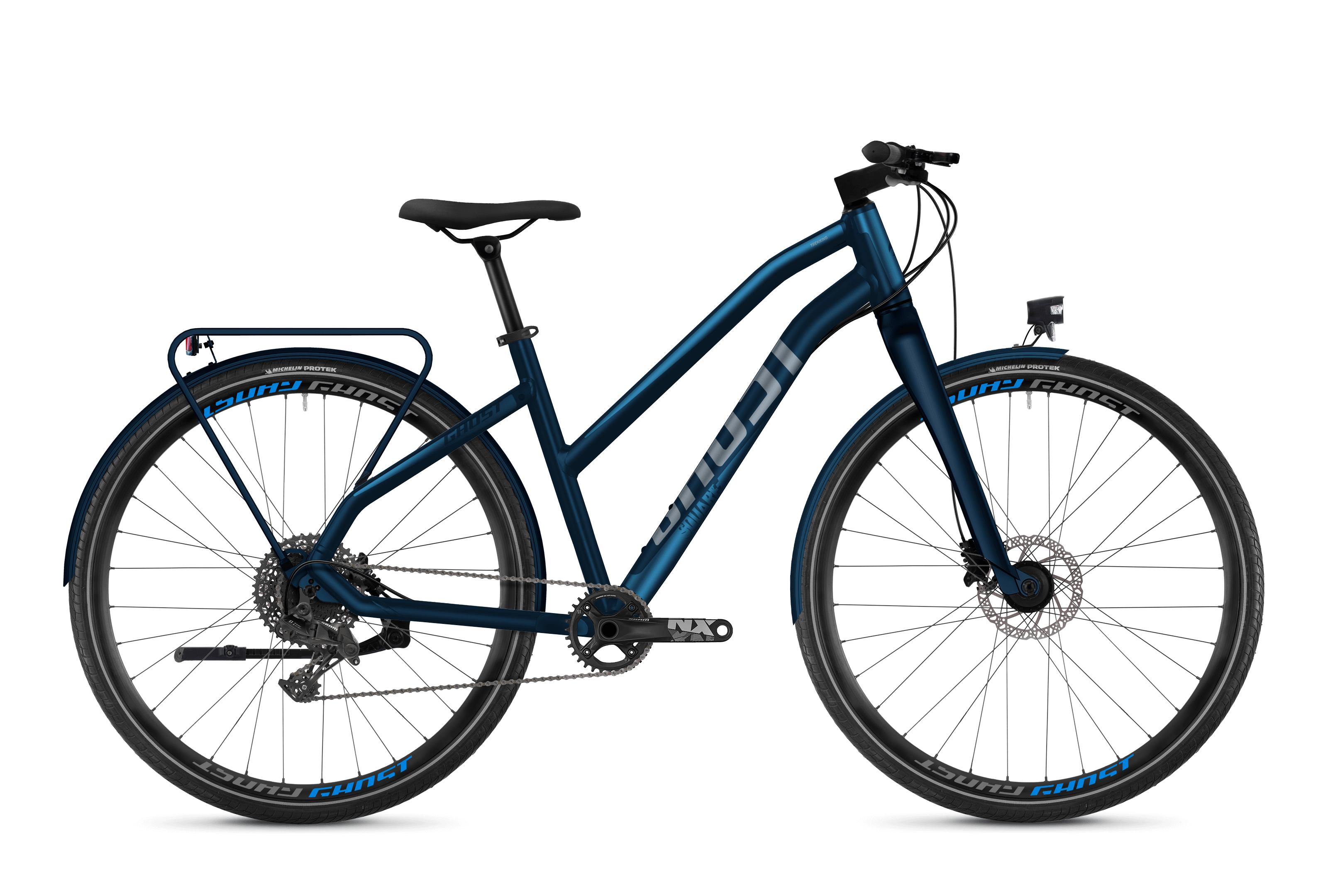Bicykel Ghost Square Trekking 6.8 Ladies