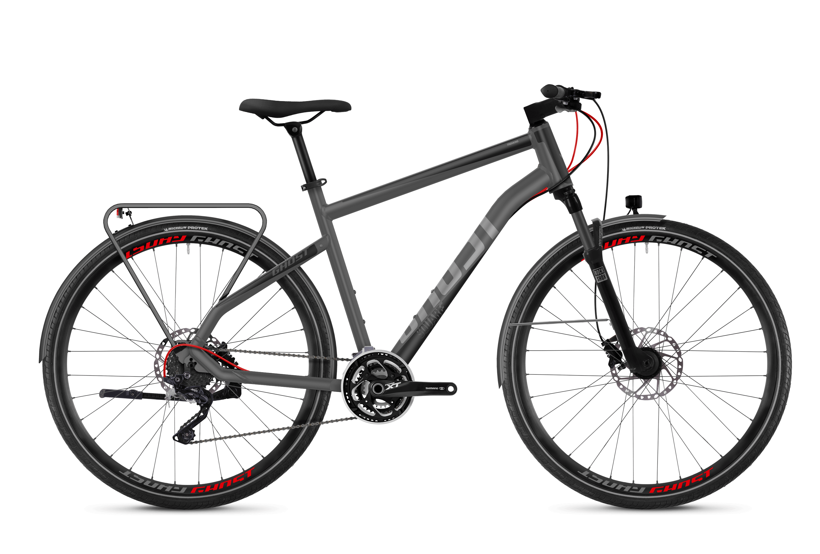 Bicykel Ghost Square Trekking 8.8