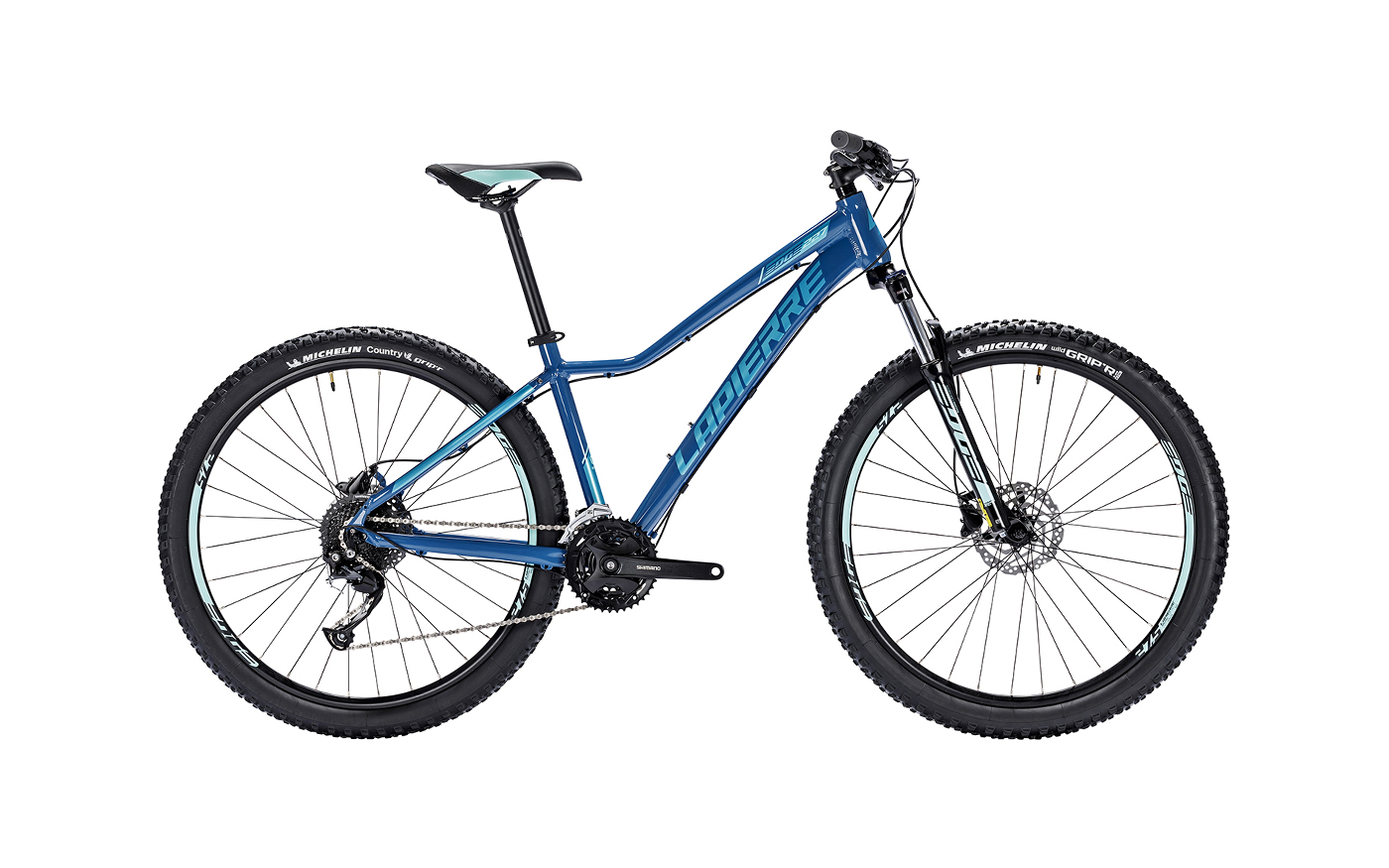 Bicykel LAPIERRE EDGE 227 W 2018