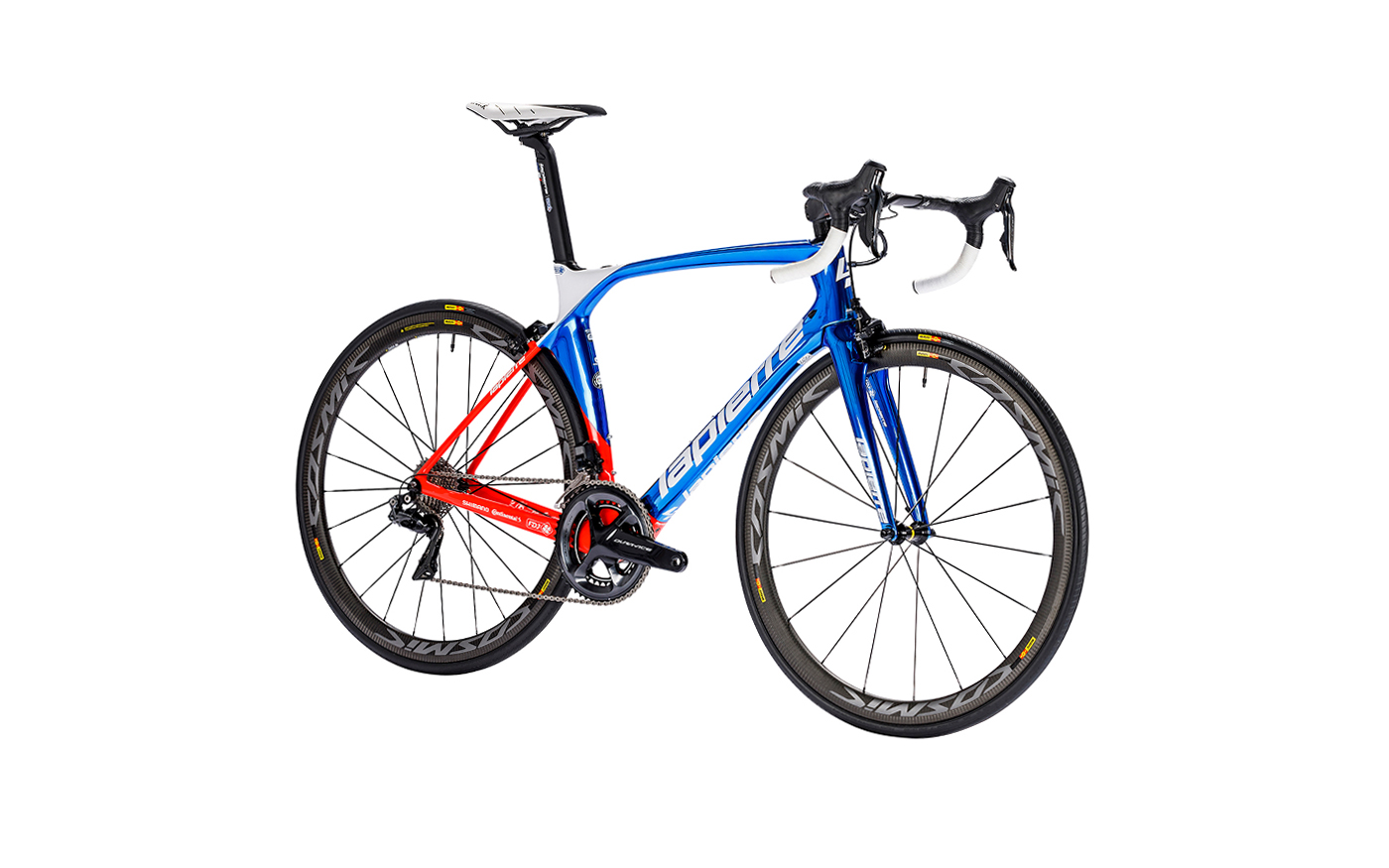Bicykel LAPIERRE AIRCODE SL 900 FDJ Ultimate MC 2018