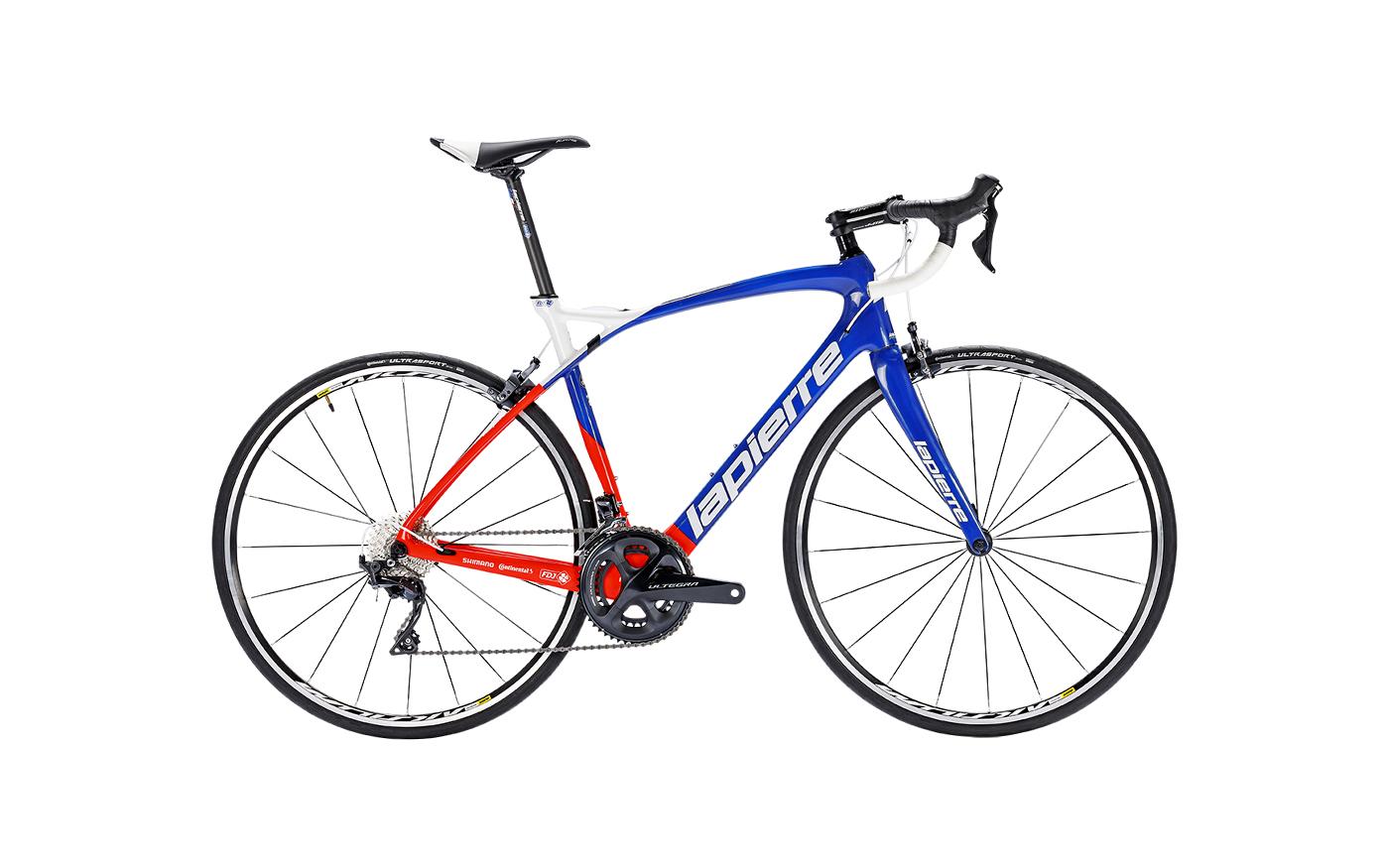 Bicykel LAPIERRE PULSIUM 600 FDJ CP 2018