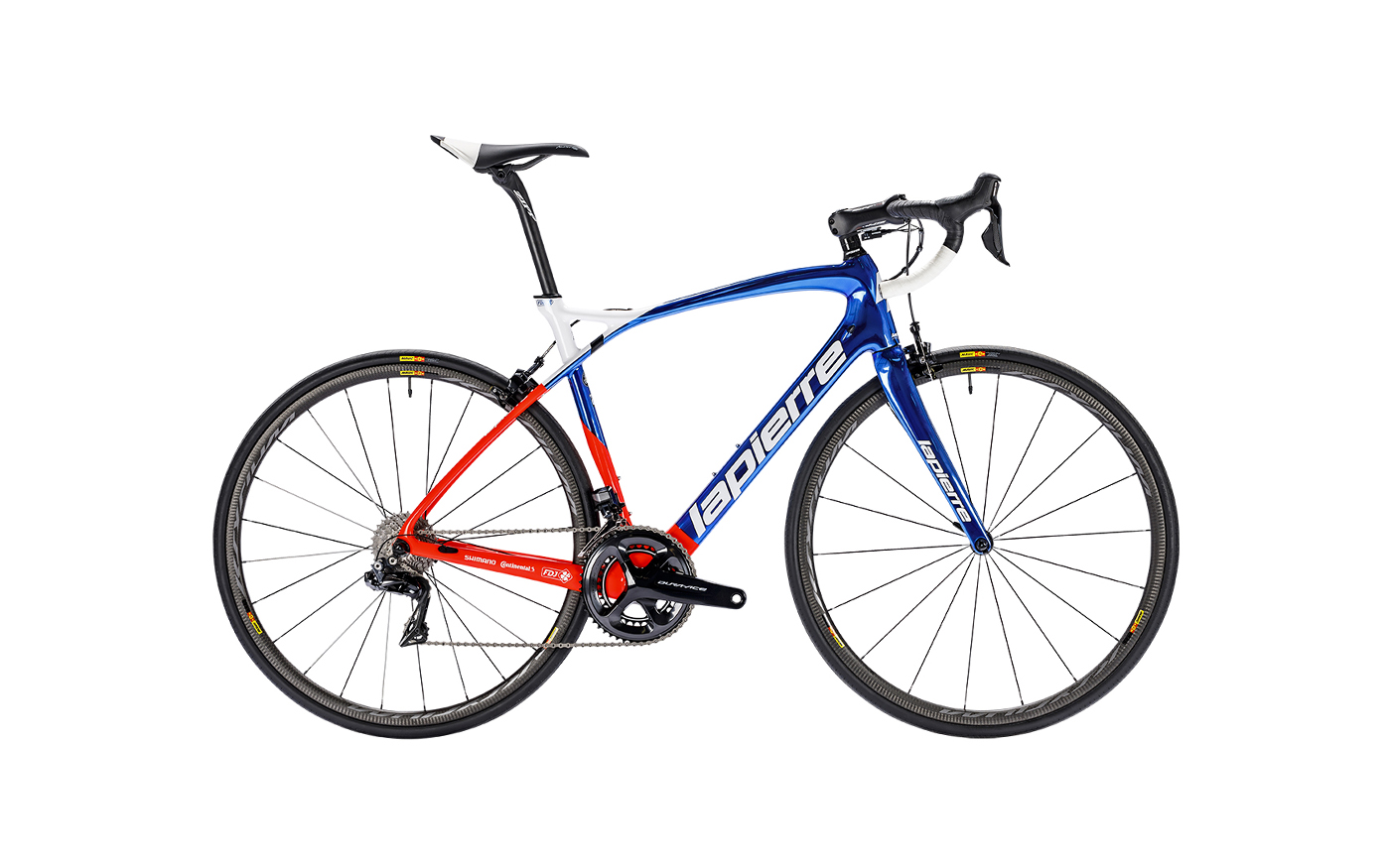 Bicykel LAPIERRE PULSIUM 900 FDJ Ultimate CP 2018