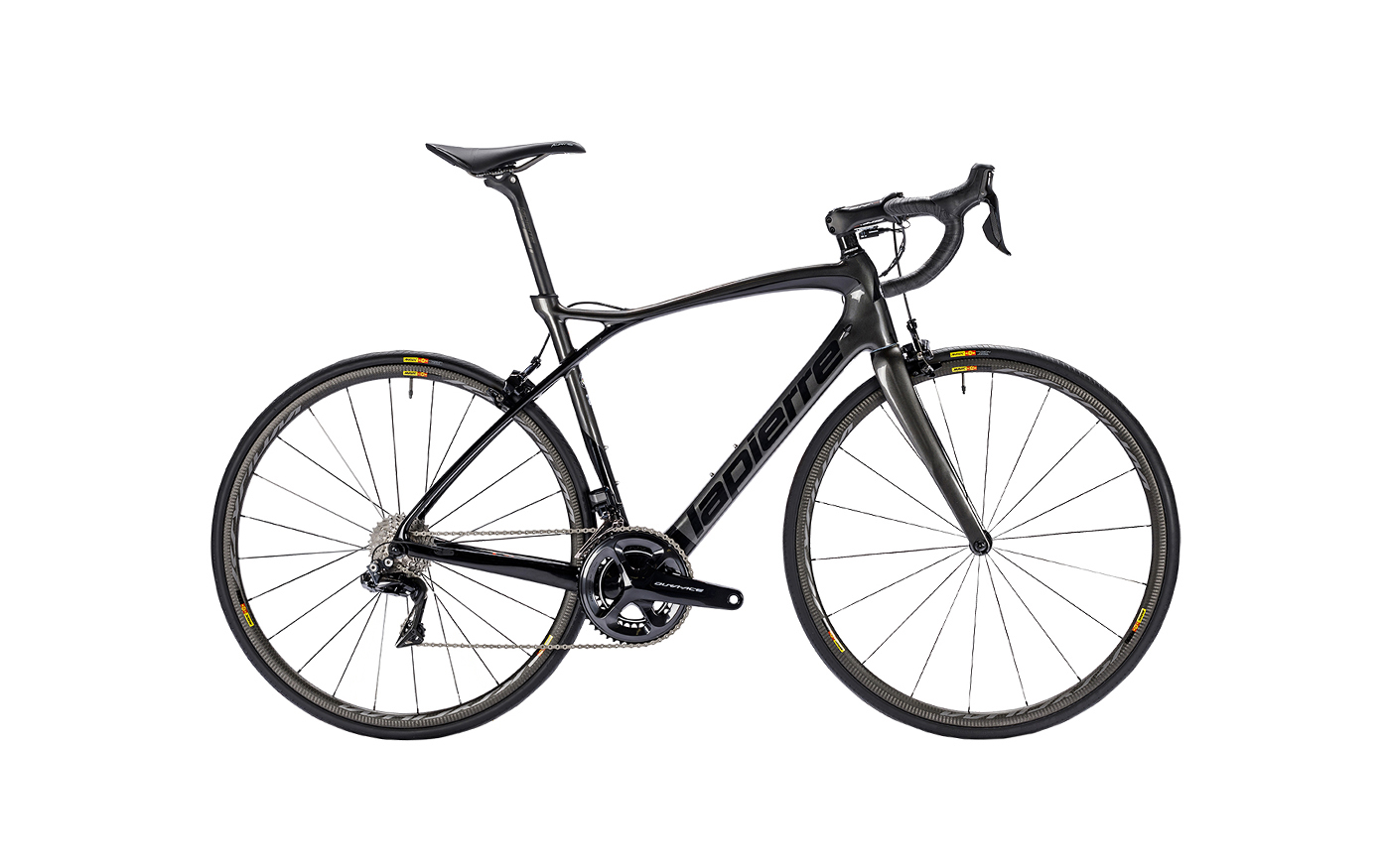 Bicykel LAPIERRE PULSIUM 900 Ultimate Black CP 2018