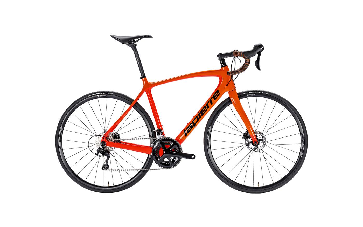 Bicykel LAPIERRE SENSIUM 500 DISC CP 2018