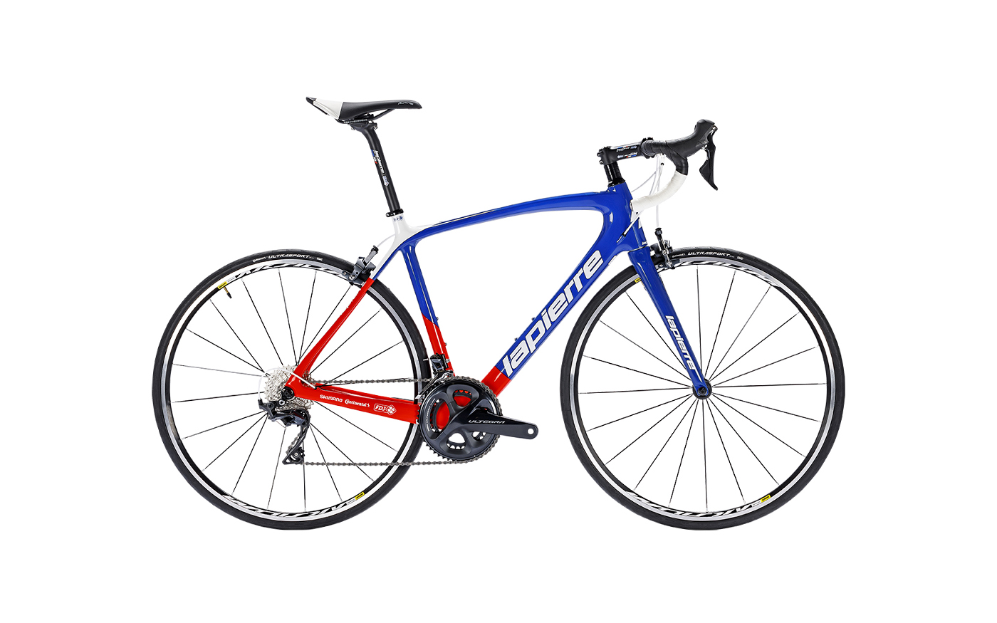 Bicykel LAPIERRE SENSIUM 600 FDJ CP 2018