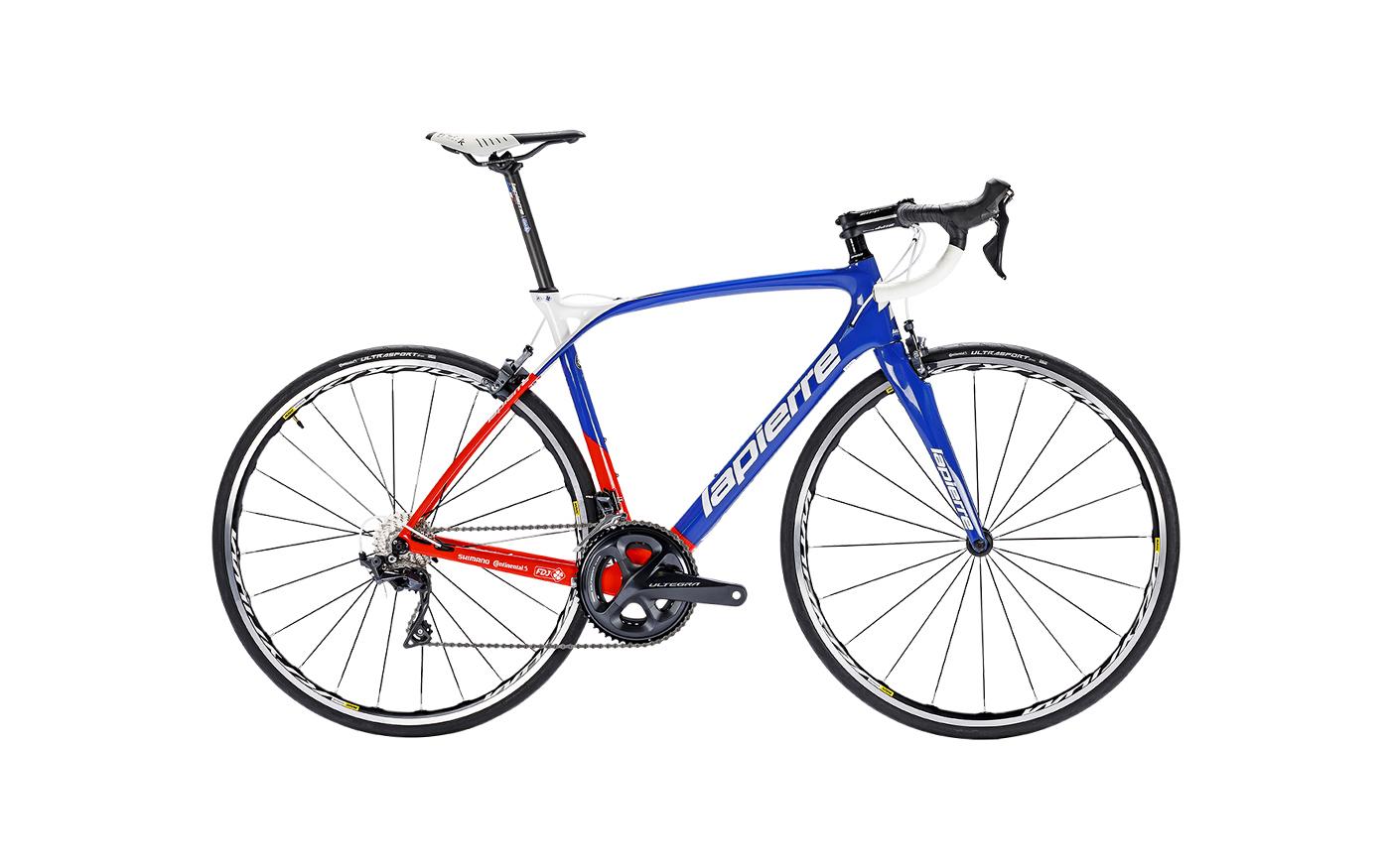 Bicykel LAPIERRE XELIUS SL 600 FDJ MC 2018