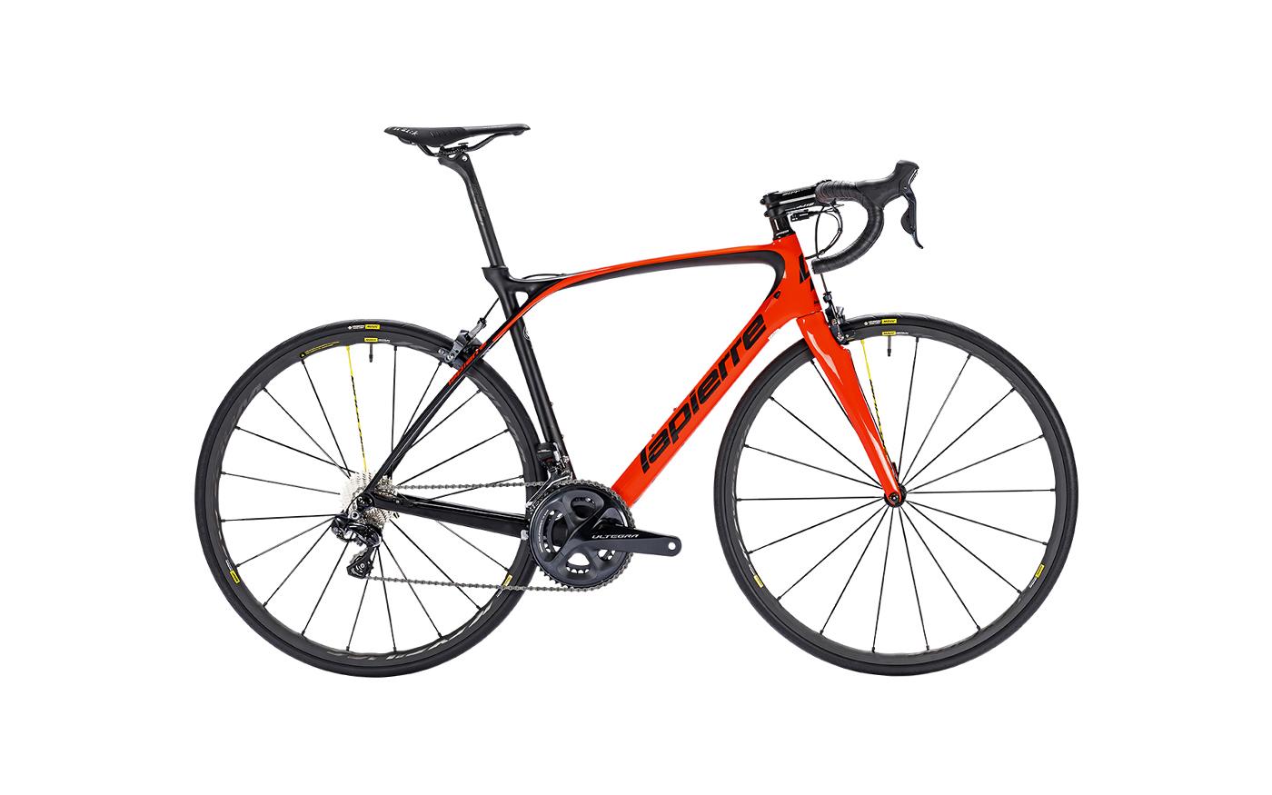 Bicykel LAPIERRE XELIUS SL 700 Ultimate CP 2018