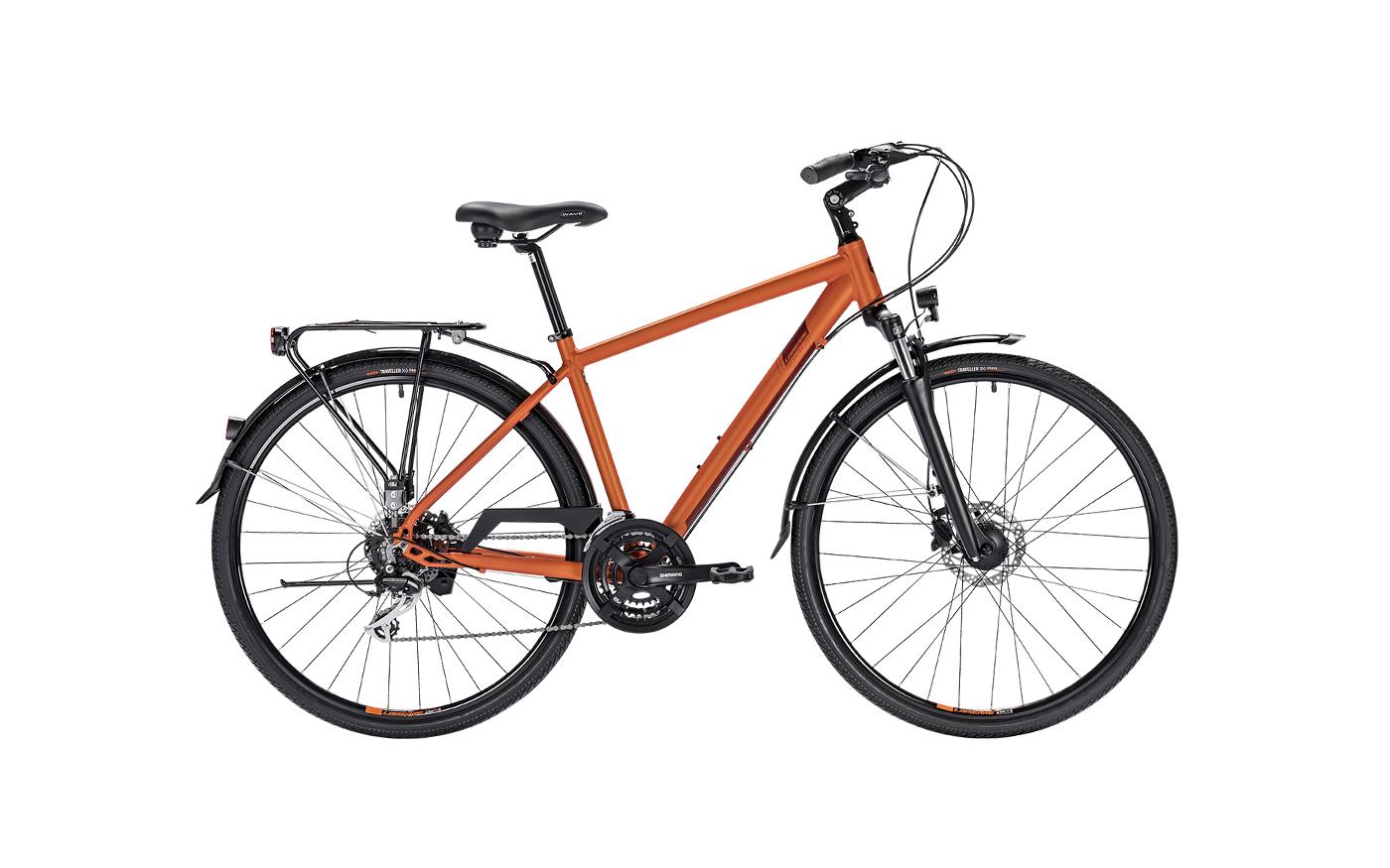 Bicykel LAPIERRE TREKKING 200 2018